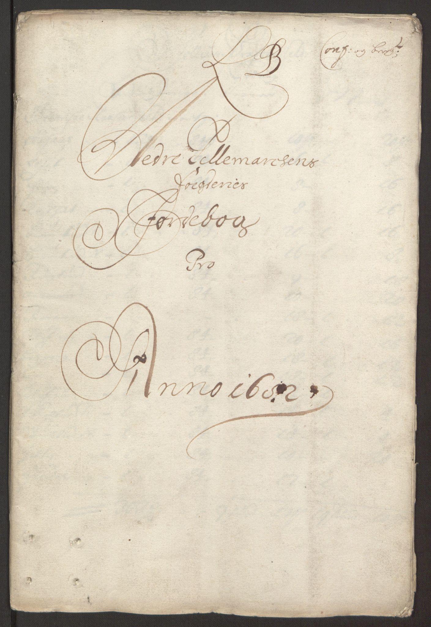 RA, Rentekammeret inntil 1814, Reviderte regnskaper, Fogderegnskap, R35/L2078: Fogderegnskap Øvre og Nedre Telemark, 1680-1684, s. 32
