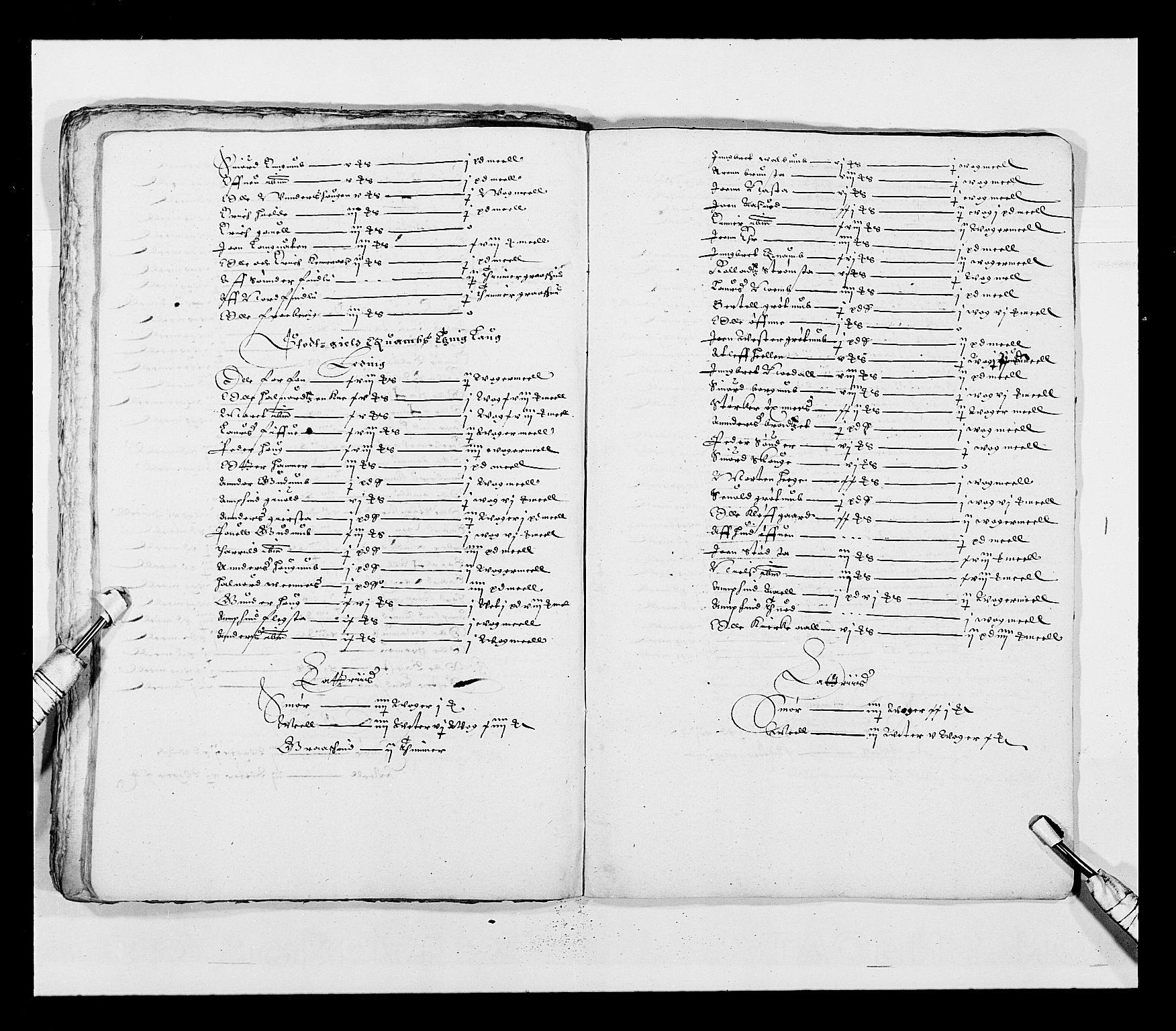 RA, Stattholderembetet 1572-1771, Ek/L0028: Jordebøker 1633-1658:, 1645-1646, s. 113