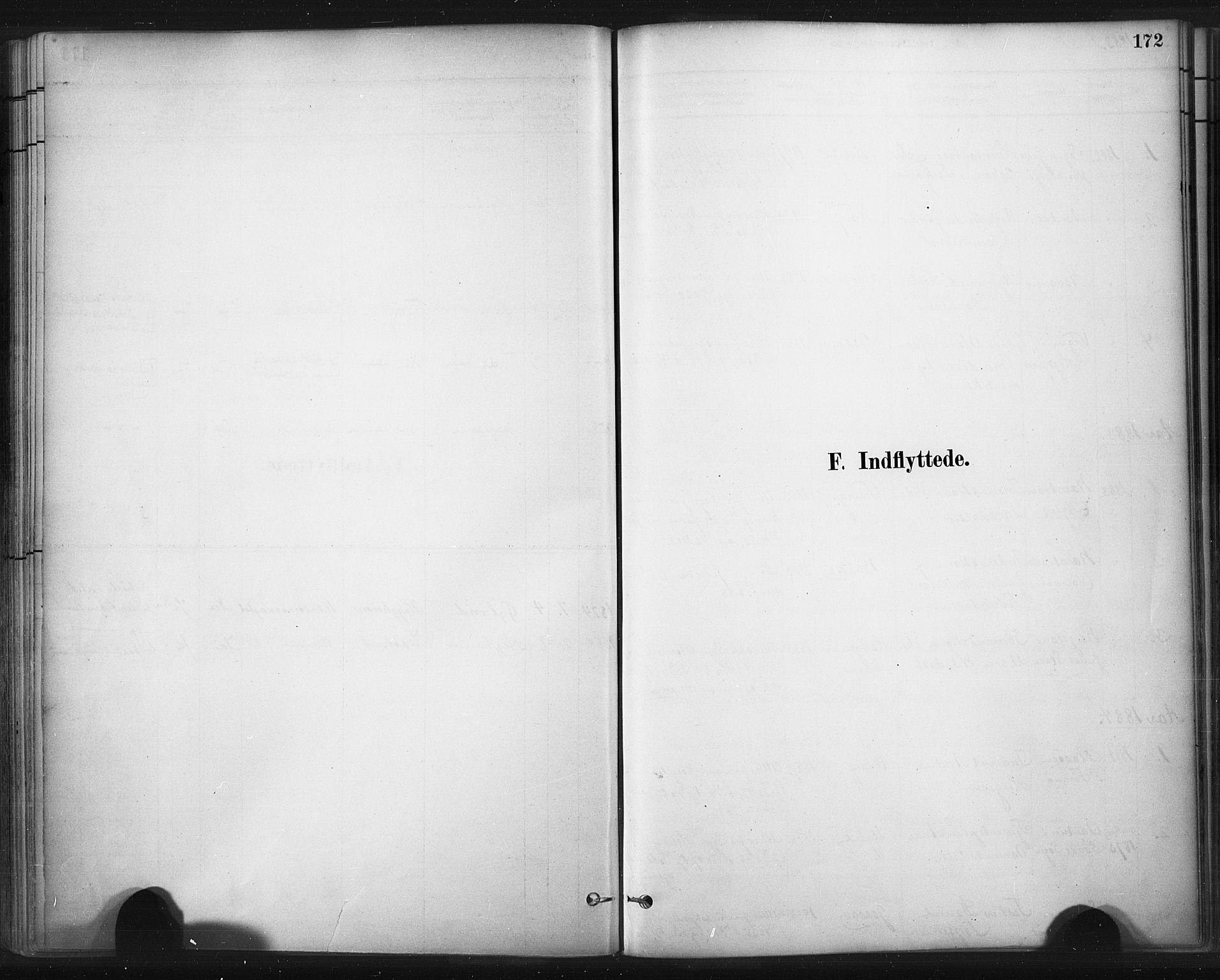 SAST, Strand sokneprestkontor, H/Ha/Haa/L0010: Ministerialbok nr. A 10, 1882-1929, s. 172