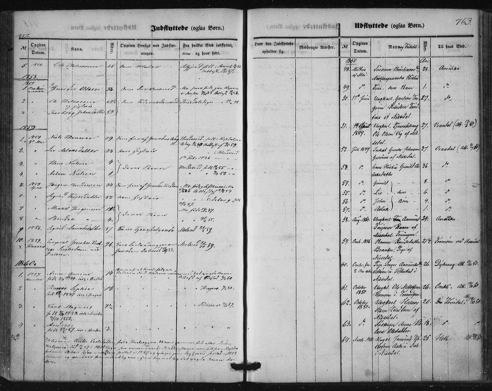 SAKO, Nissedal kirkebøker, F/Fa/L0003: Ministerialbok nr. I 3, 1846-1870, s. 762-763