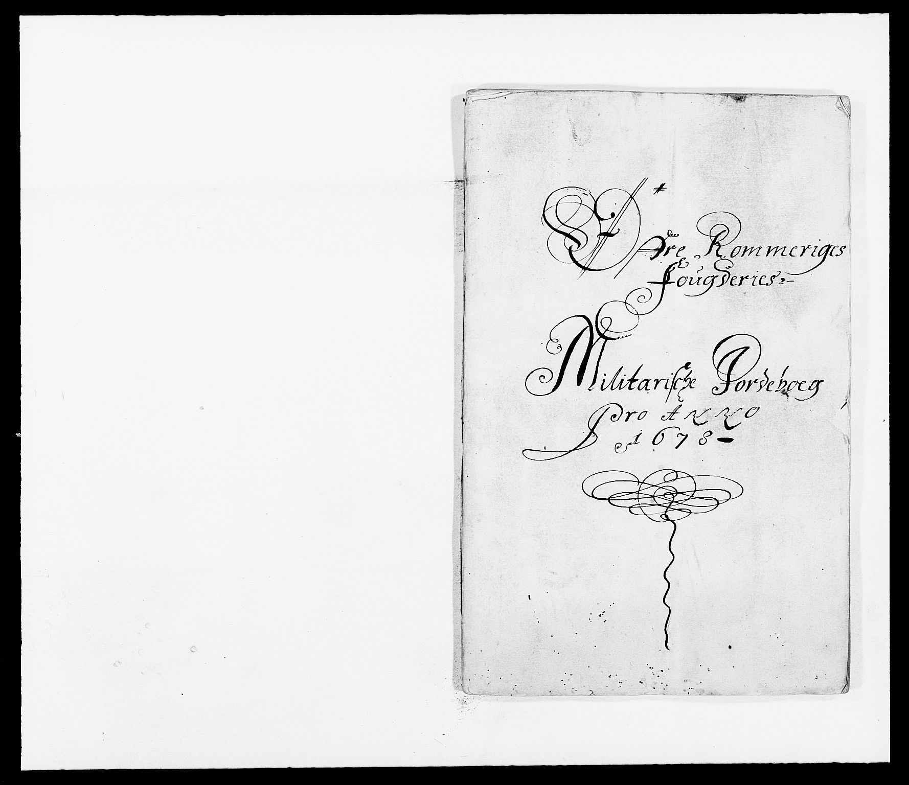 RA, Rentekammeret inntil 1814, Reviderte regnskaper, Fogderegnskap, R12/L0694: Fogderegnskap Øvre Romerike, 1678-1679, s. 188