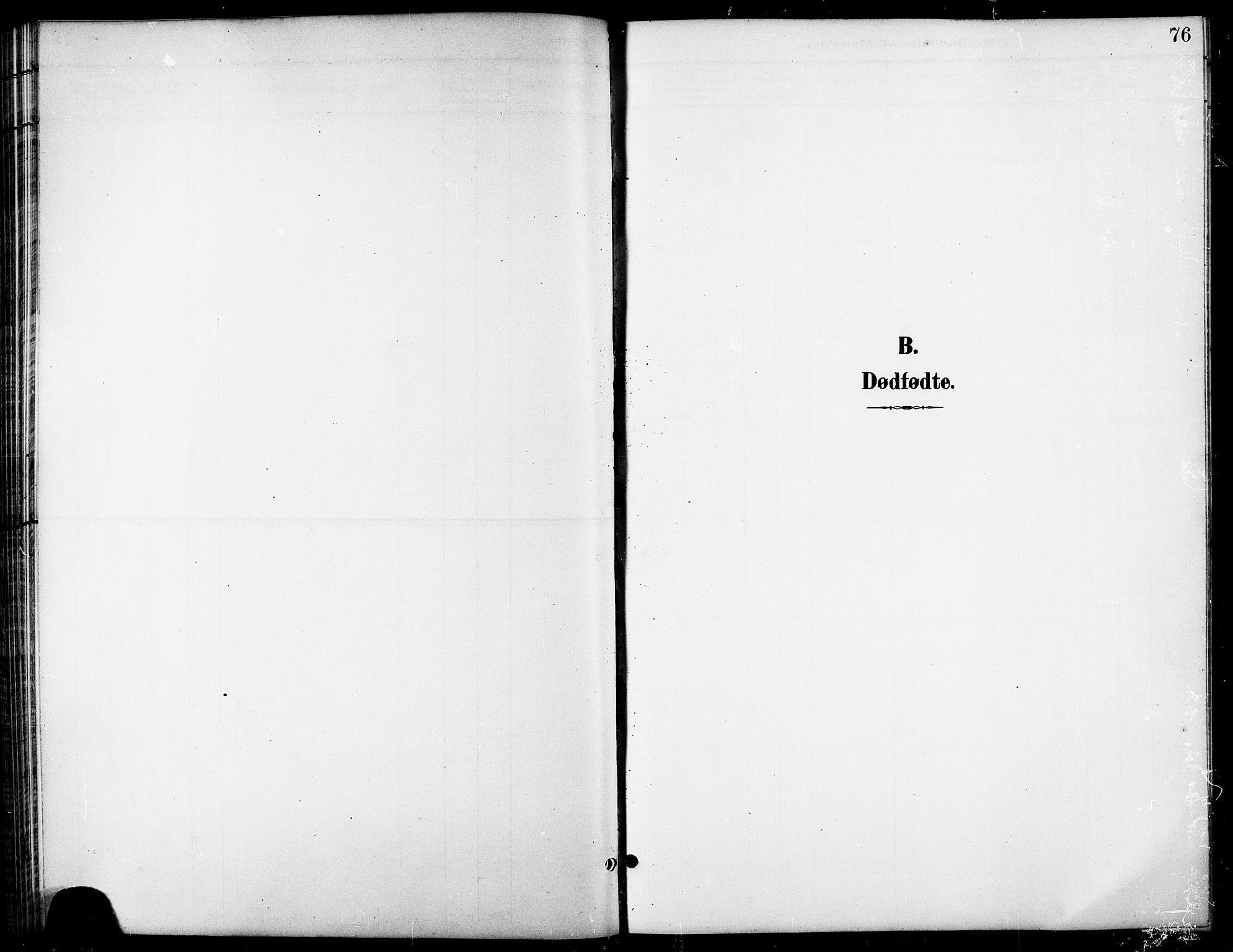 SATØ, Tranøy sokneprestkontor, I/Ia/Iab/L0014klokker: Klokkerbok nr. 14, 1896-1918, s. 76