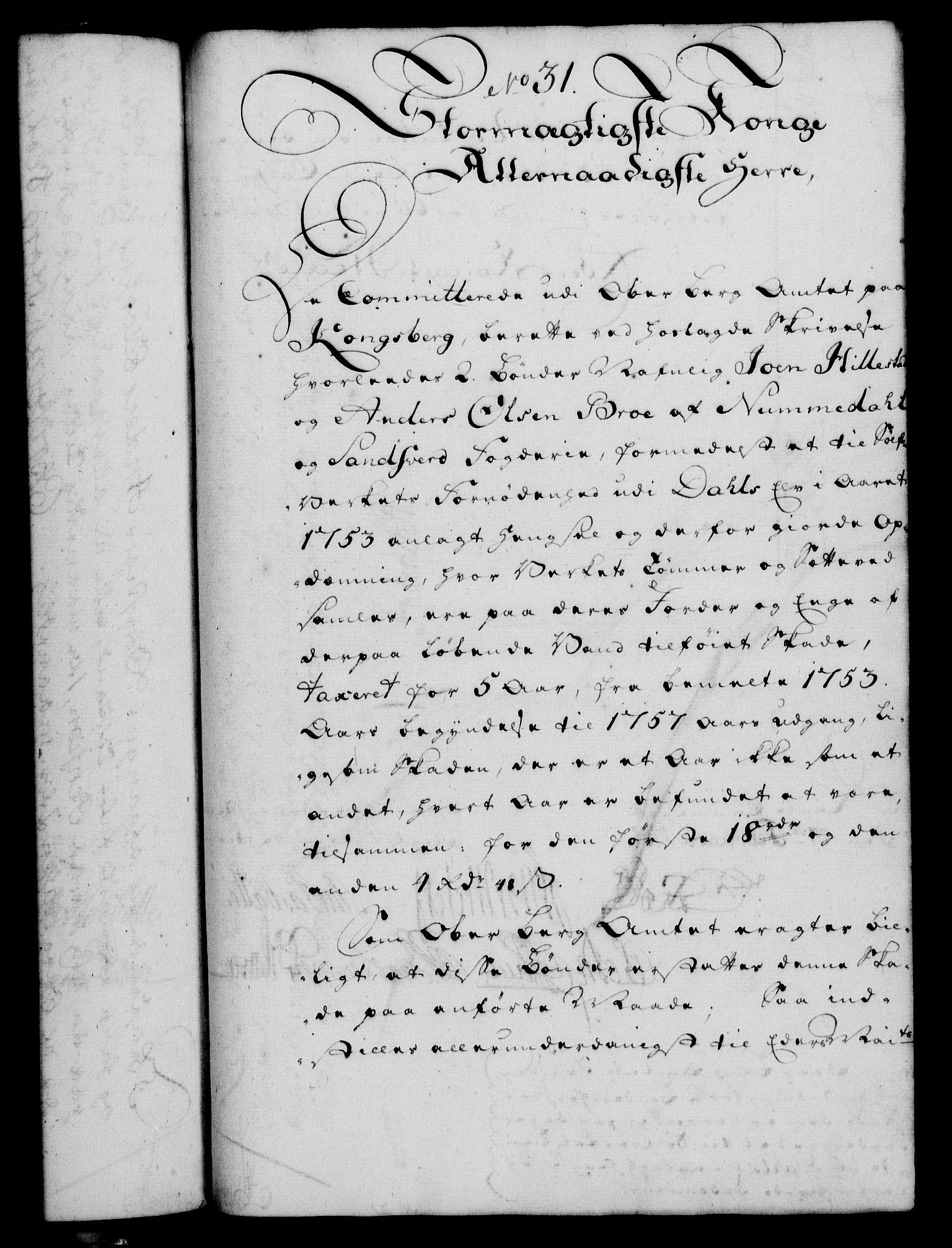 RA, Rentekammeret, Kammerkanselliet, G/Gf/Gfa/L0040: Norsk relasjons- og resolusjonsprotokoll (merket RK 52.40), 1758, s. 164