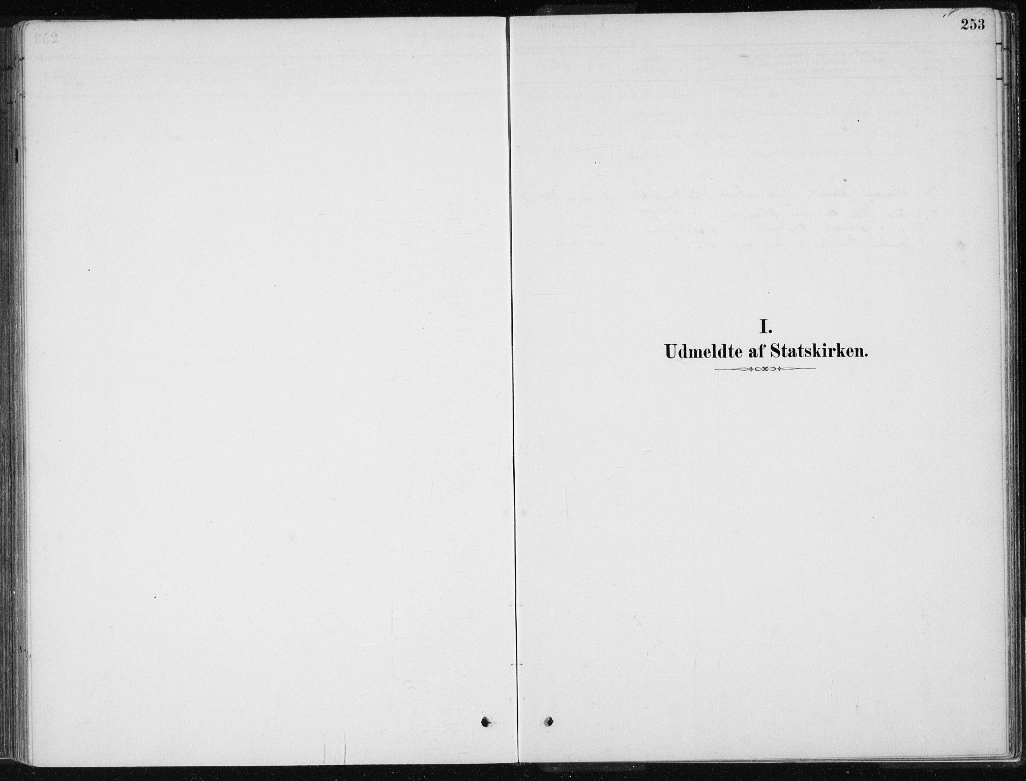 SAT, Ministerialprotokoller, klokkerbøker og fødselsregistre - Møre og Romsdal, 586/L0987: Ministerialbok nr. 586A13, 1879-1892, s. 253