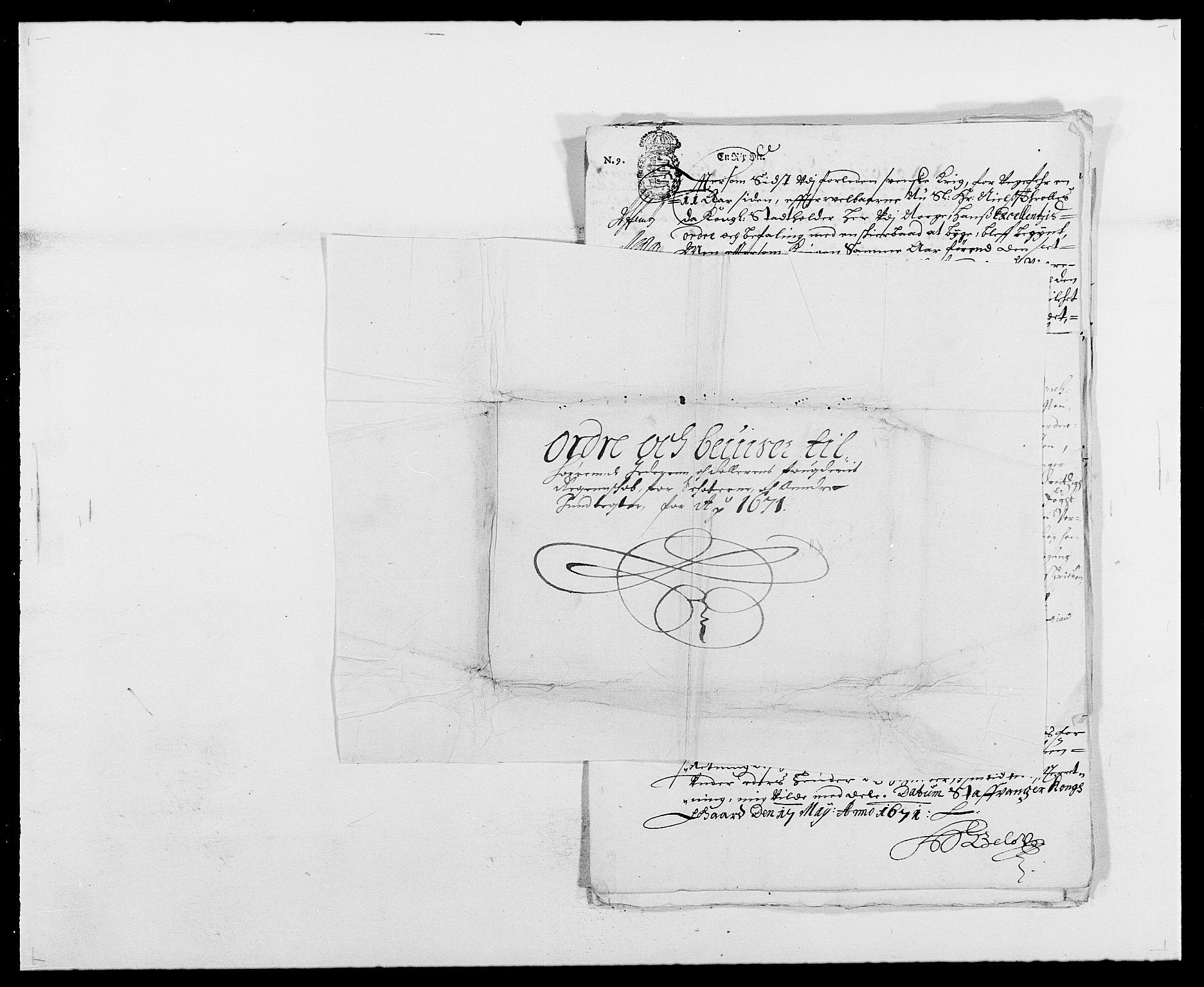 RA, Rentekammeret inntil 1814, Reviderte regnskaper, Fogderegnskap, R46/L2713: Fogderegnskap Jæren og Dalane, 1671-1672, s. 123