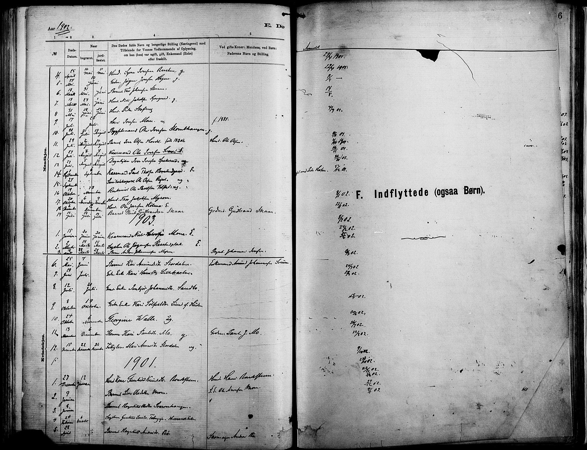 SAH, Vågå prestekontor, Ministerialbok nr. 9, 1886-1904, s. 215