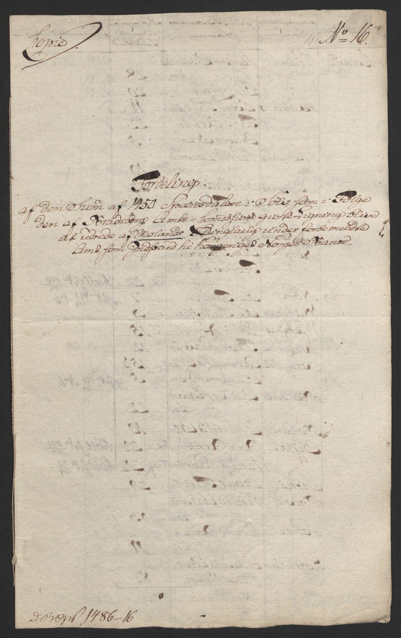 NOBA, Norges Bank/Sølvskatten 1816*, 1816, s. 36