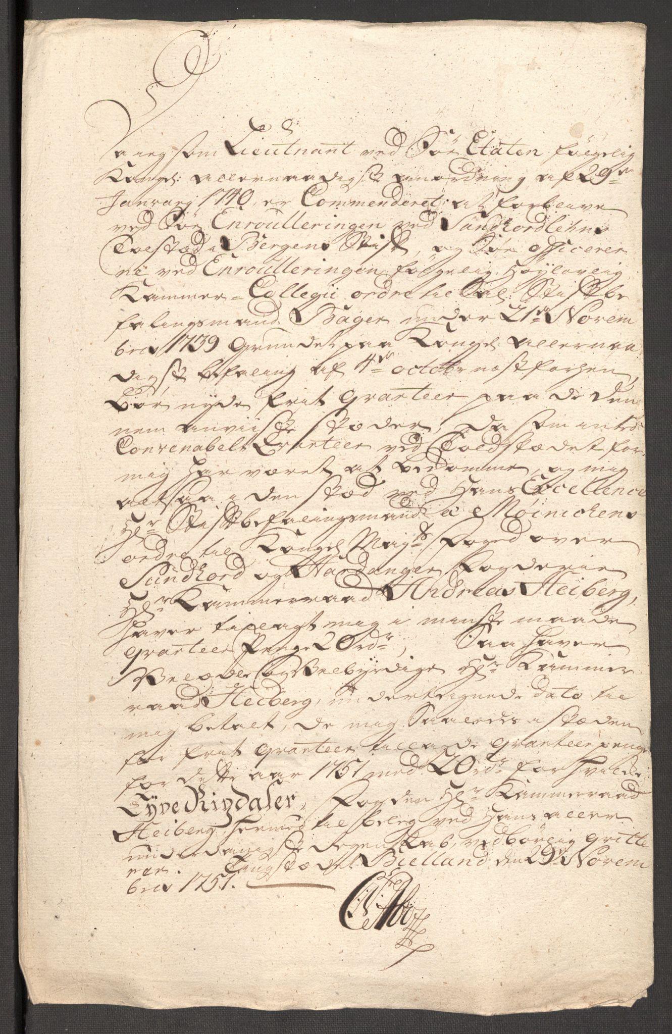 RA, Rentekammeret inntil 1814, Reviderte regnskaper, Fogderegnskap, R48/L3056: Fogderegnskap Sunnhordland og Hardanger, 1751, s. 431