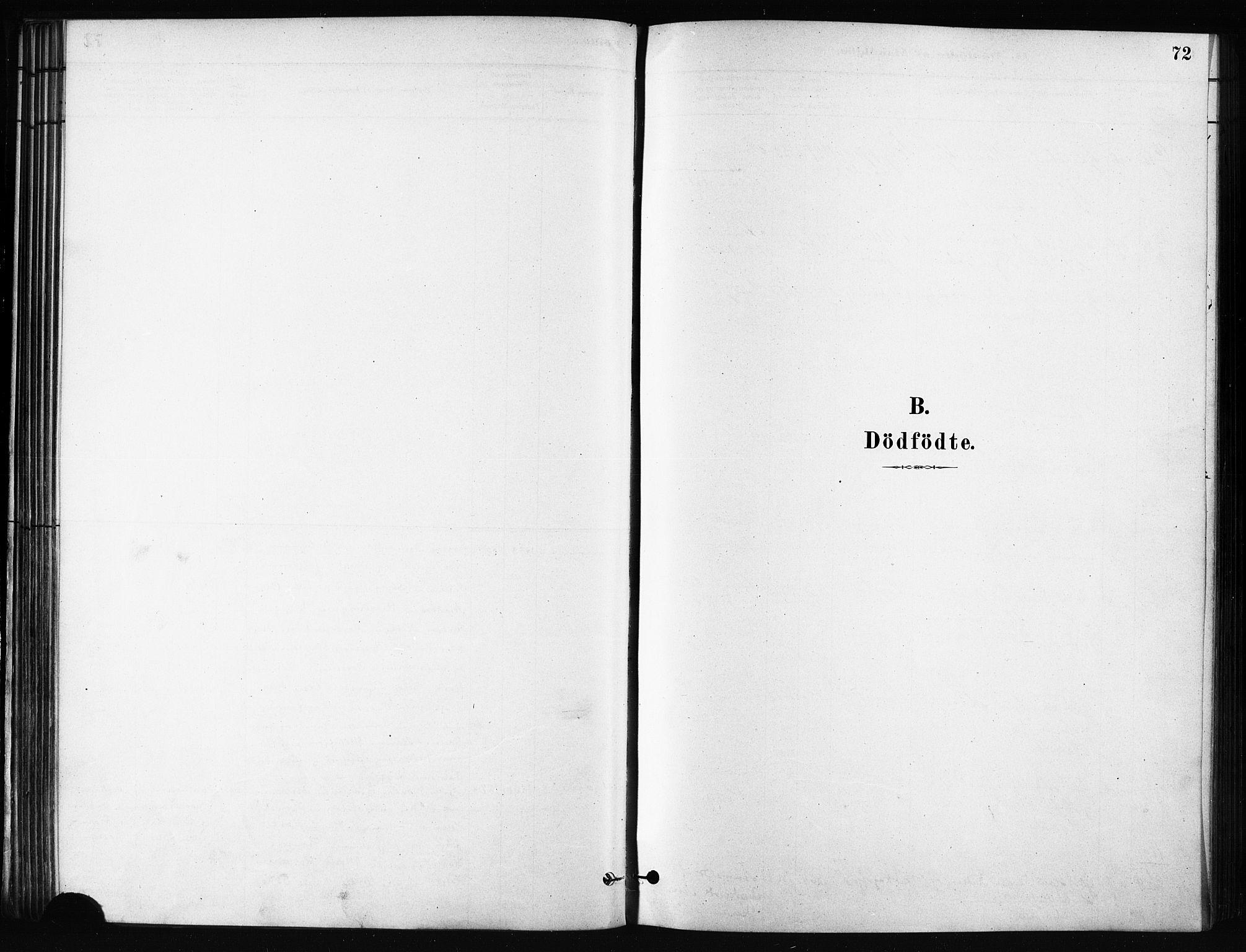 SATØ, Karlsøy sokneprestembete, H/Ha/Haa/L0011kirke: Ministerialbok nr. 11, 1879-1892, s. 72