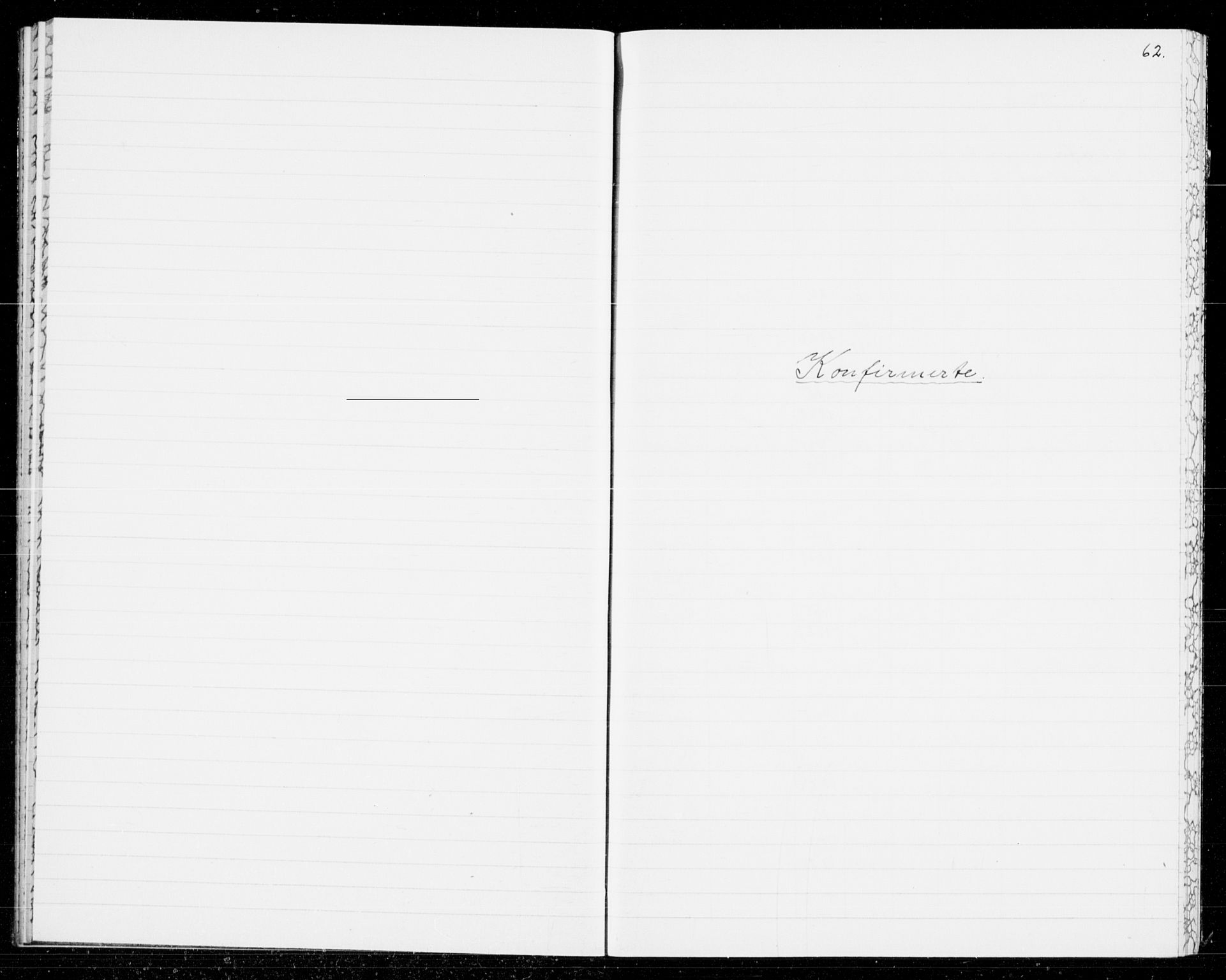 SAKO, Holla kirkebøker, G/Gb/L0004: Klokkerbok nr. II 4, 1942-1943, s. 62