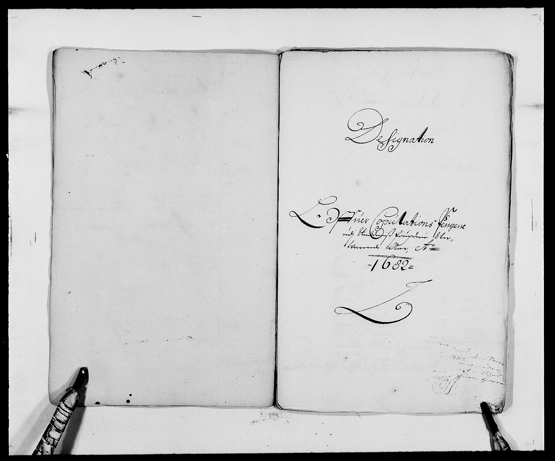 RA, Rentekammeret inntil 1814, Reviderte regnskaper, Fogderegnskap, R39/L2304: Fogderegnskap Nedenes, 1680-1682, s. 404
