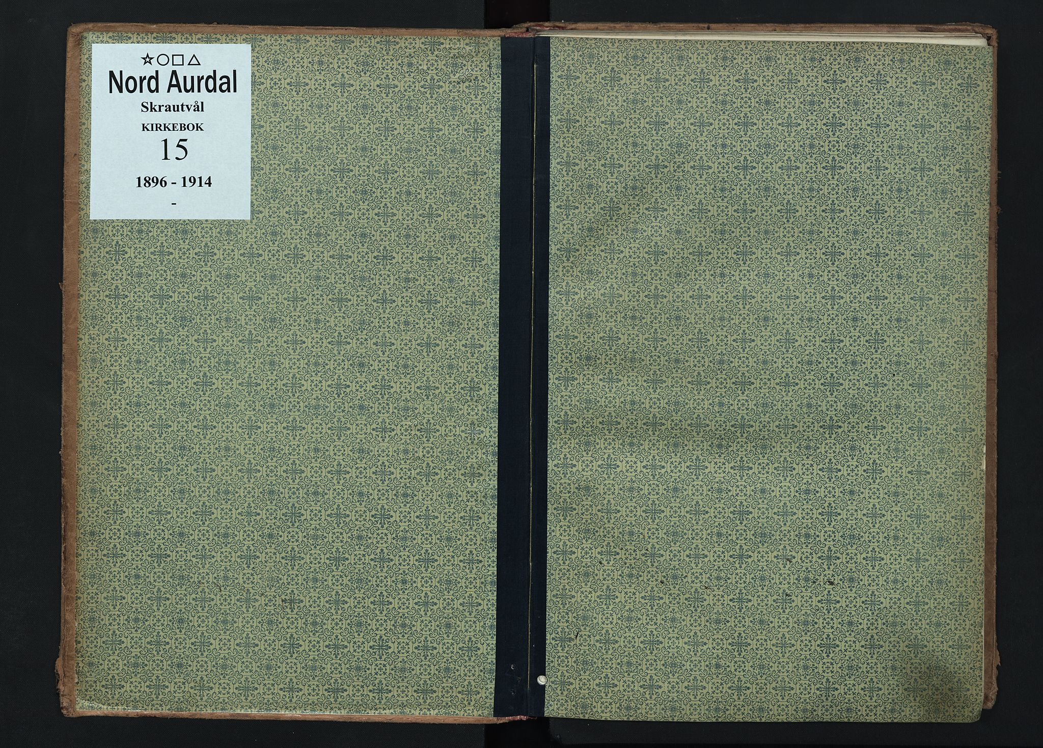 SAH, Nord-Aurdal prestekontor, Ministerialbok nr. 15, 1896-1914
