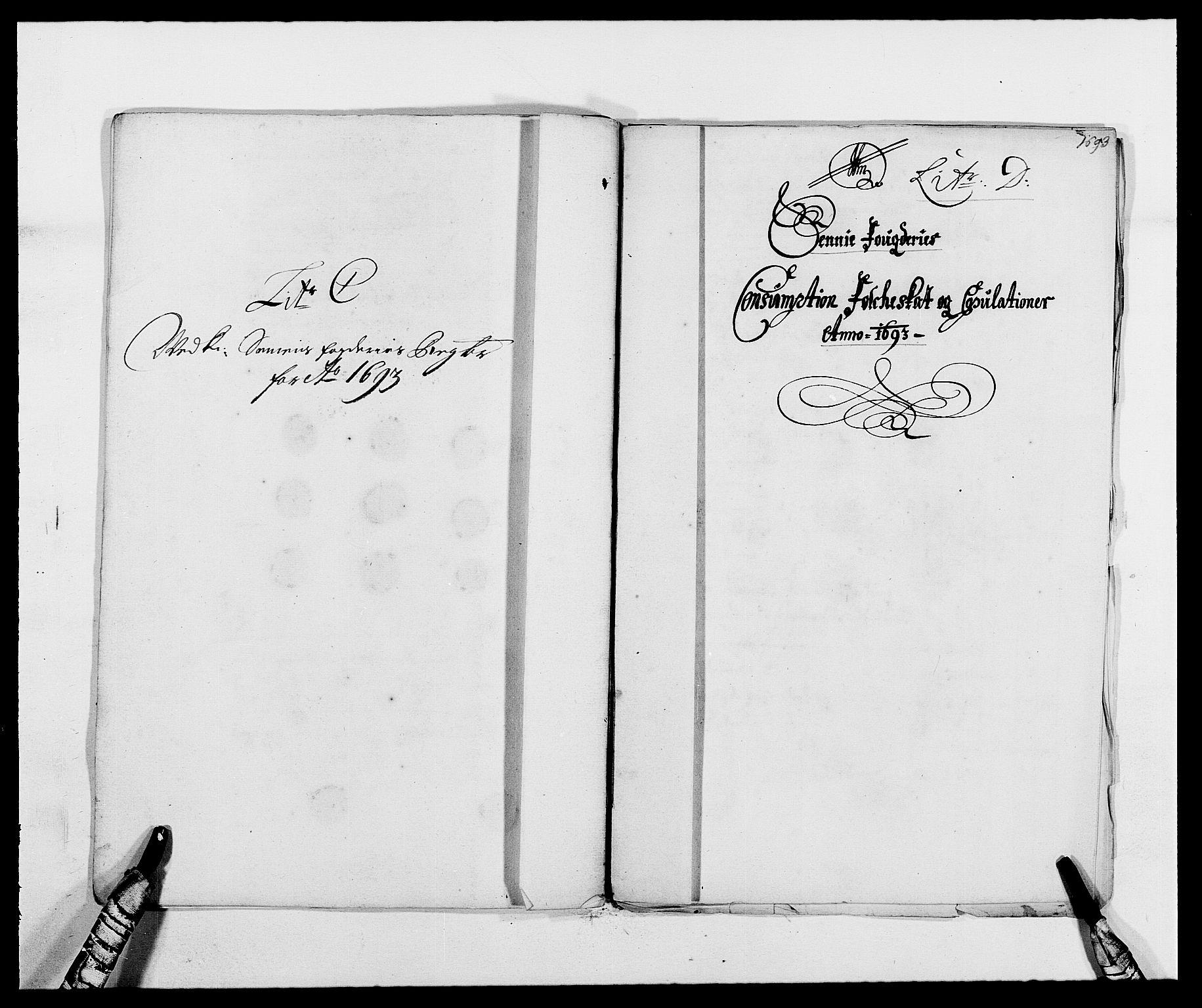 RA, Rentekammeret inntil 1814, Reviderte regnskaper, Fogderegnskap, R68/L4752: Fogderegnskap Senja og Troms, 1691-1693, s. 367