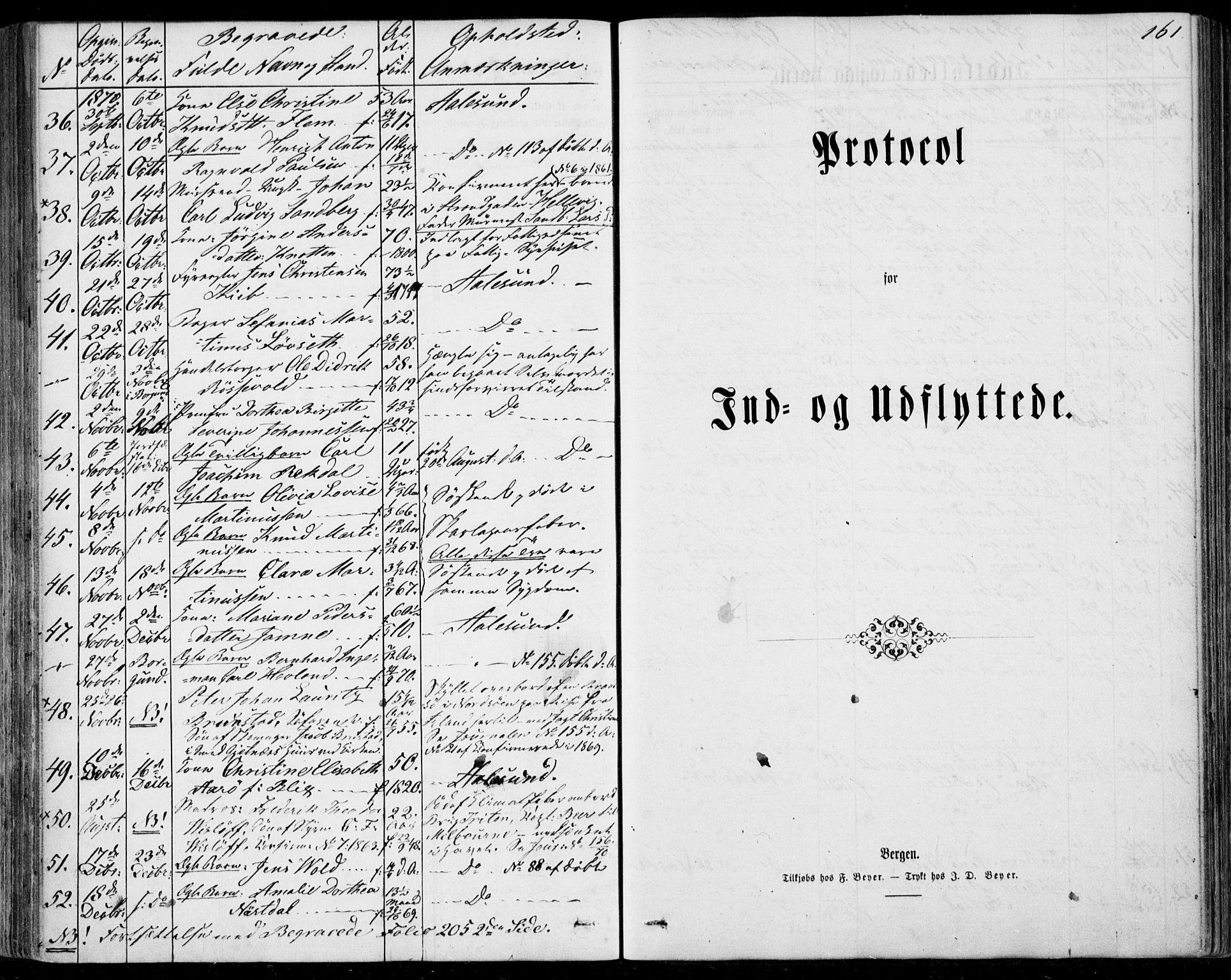 SAT, Ministerialprotokoller, klokkerbøker og fødselsregistre - Møre og Romsdal, 529/L0452: Ministerialbok nr. 529A02, 1864-1871, s. 161