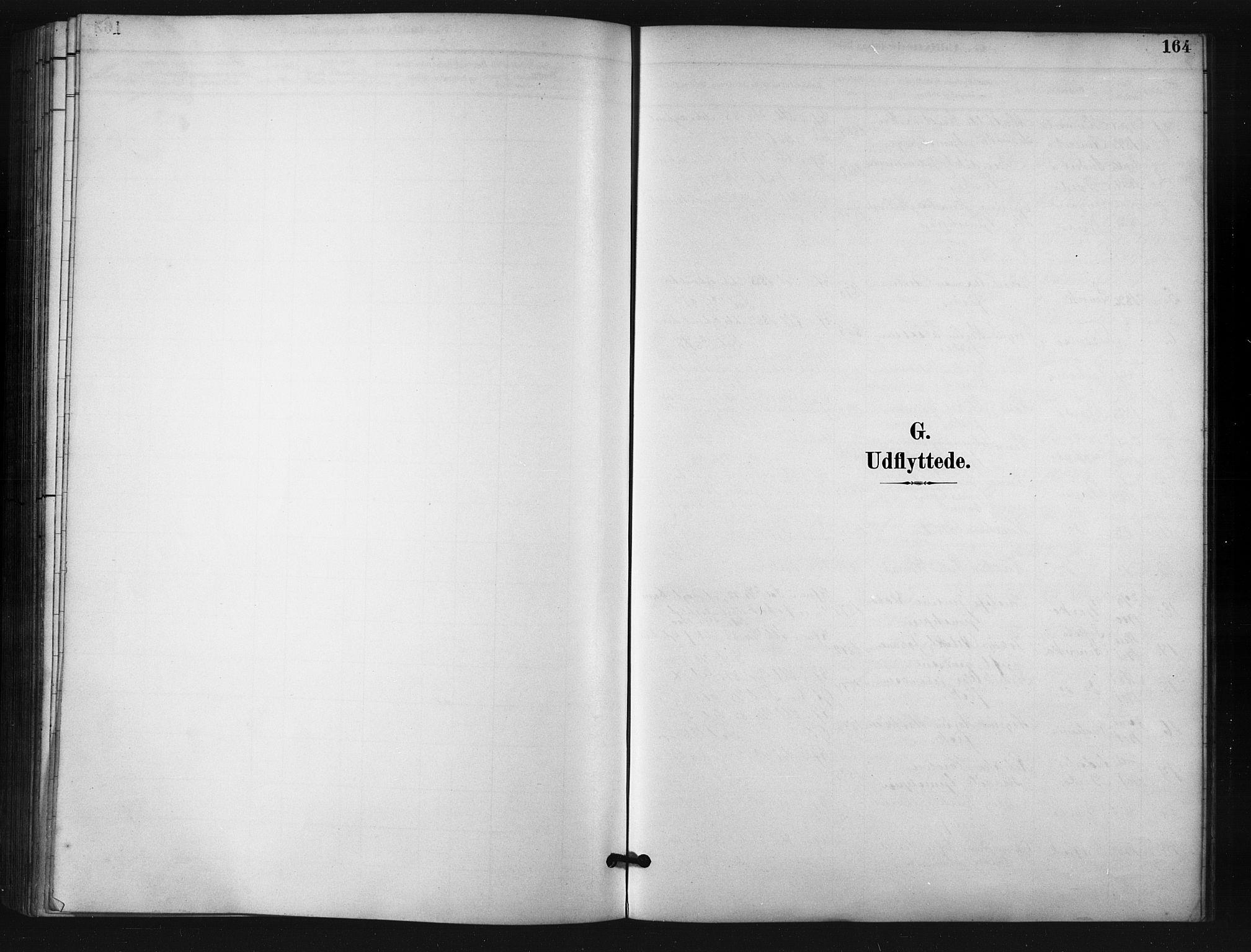 SATØ, Salangen sokneprestembete, H/Ha/L0001klokker: Klokkerbok nr. 1, 1893-1910, s. 164