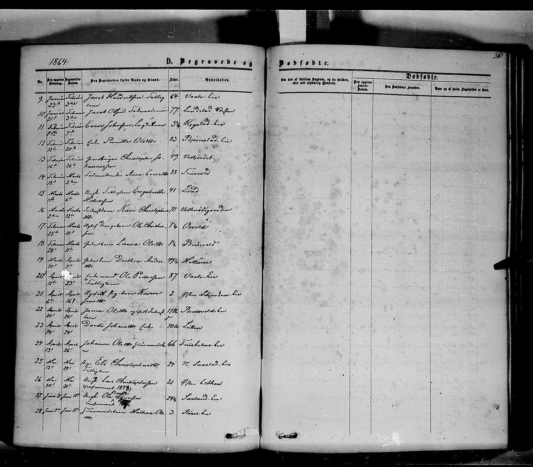 SAH, Stange prestekontor, K/L0013: Ministerialbok nr. 13, 1862-1879, s. 310