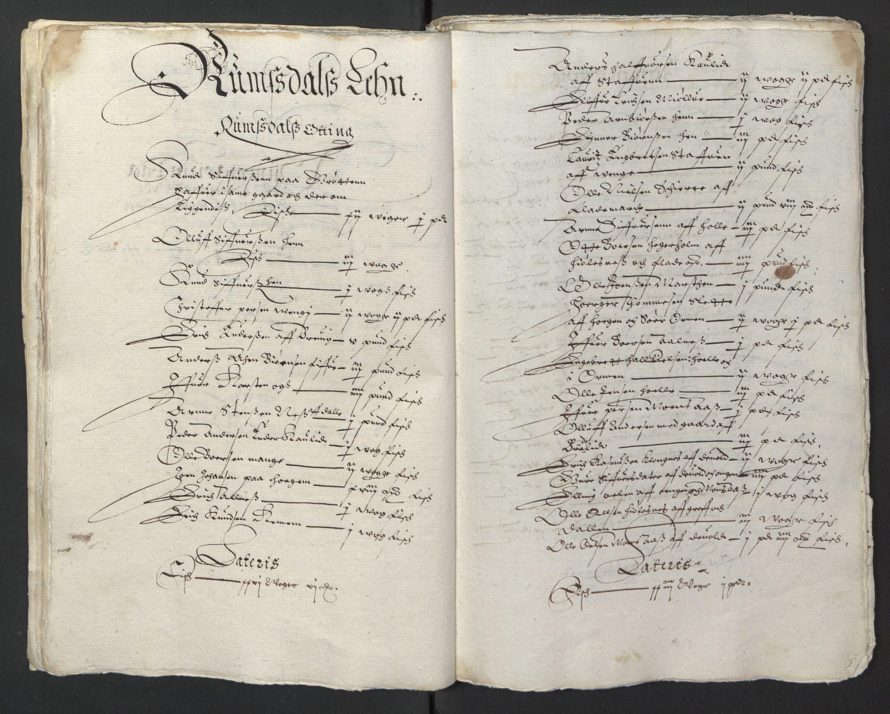 RA, Stattholderembetet 1572-1771, Ek/L0013: Jordebøker til utlikning av rosstjeneste 1624-1626:, 1624-1625, s. 28