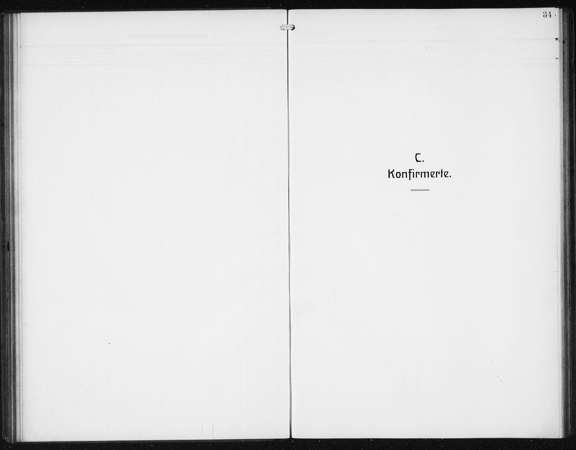 SAB, Den Norske Sjømannsmisjon i utlandet*, Ministerialbok nr. A 1, 1912-1931, s. 34