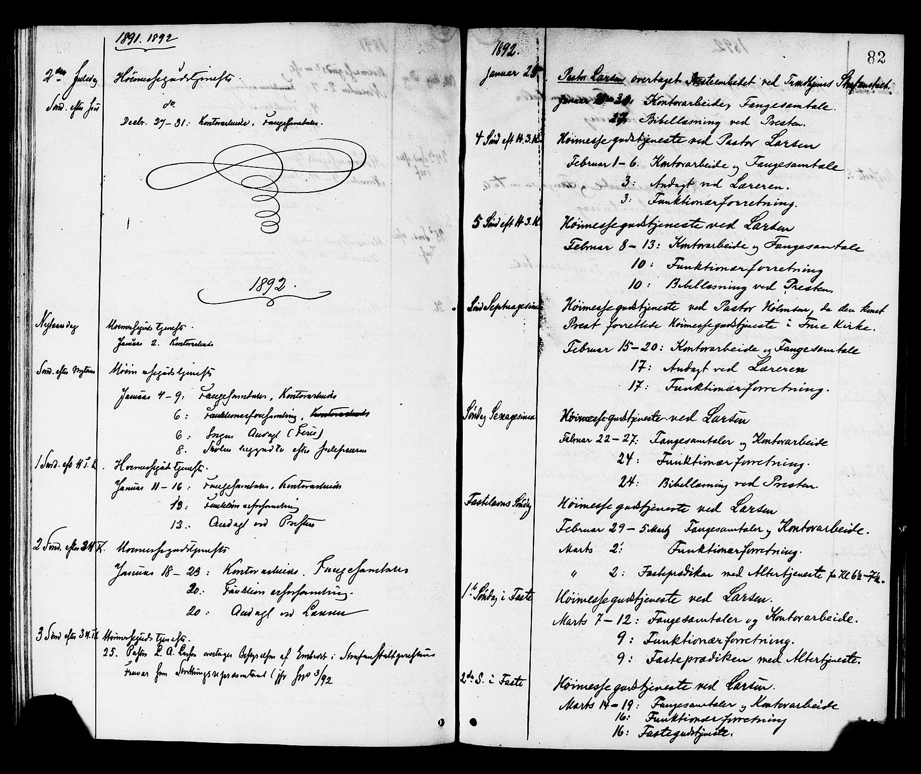SAT, Ministerialprotokoller, klokkerbøker og fødselsregistre - Sør-Trøndelag, 624/L0482: Ministerialbok nr. 624A03, 1870-1918, s. 82