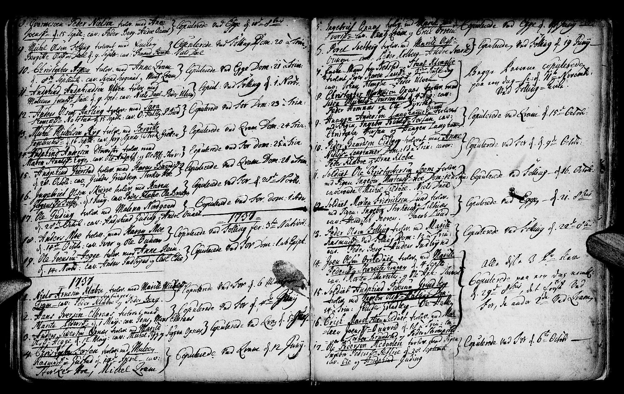 SAT, Ministerialprotokoller, klokkerbøker og fødselsregistre - Nord-Trøndelag, 746/L0439: Ministerialbok nr. 746A01, 1688-1759, s. 103