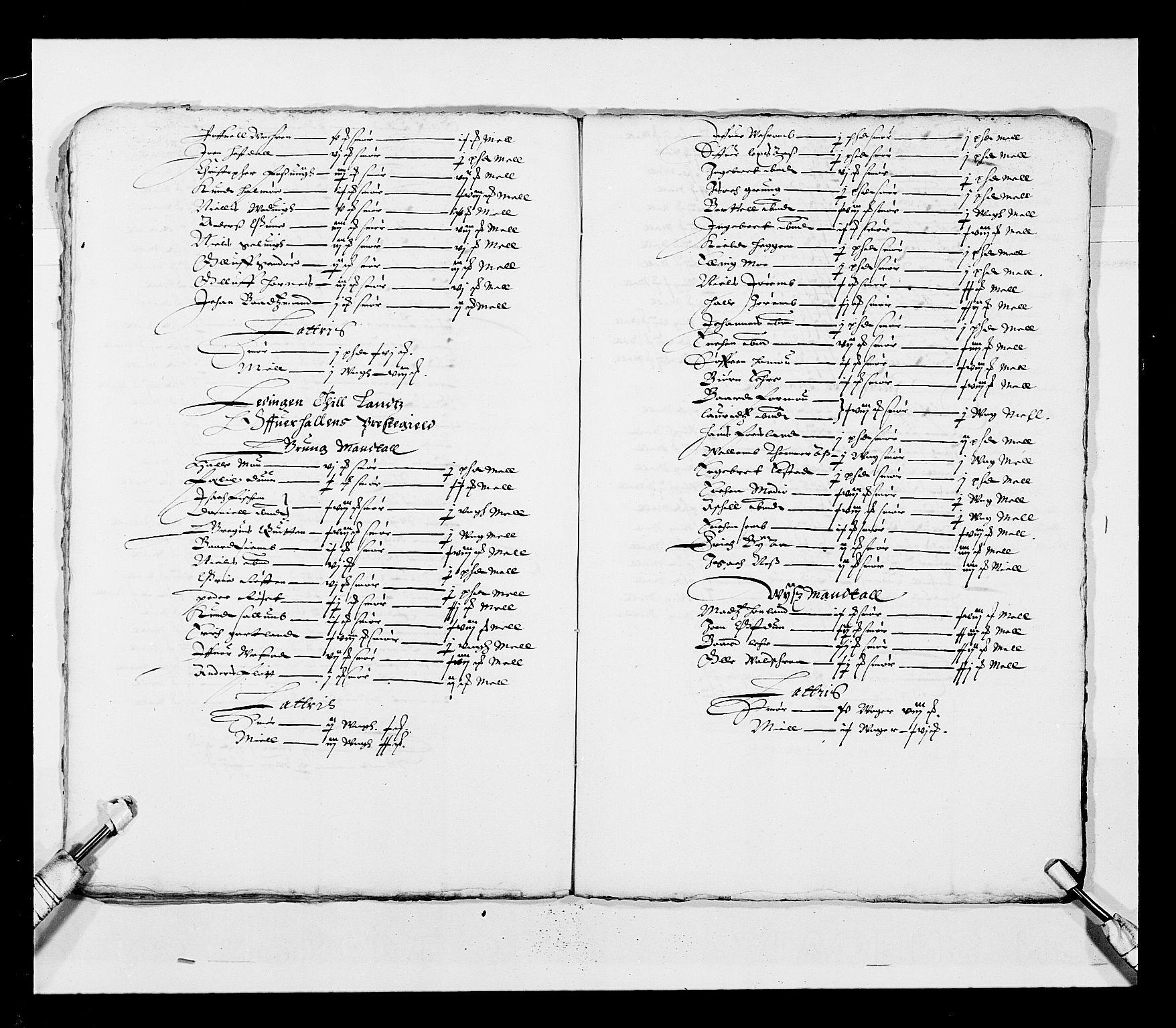 RA, Stattholderembetet 1572-1771, Ek/L0028: Jordebøker 1633-1658:, 1645-1646, s. 90