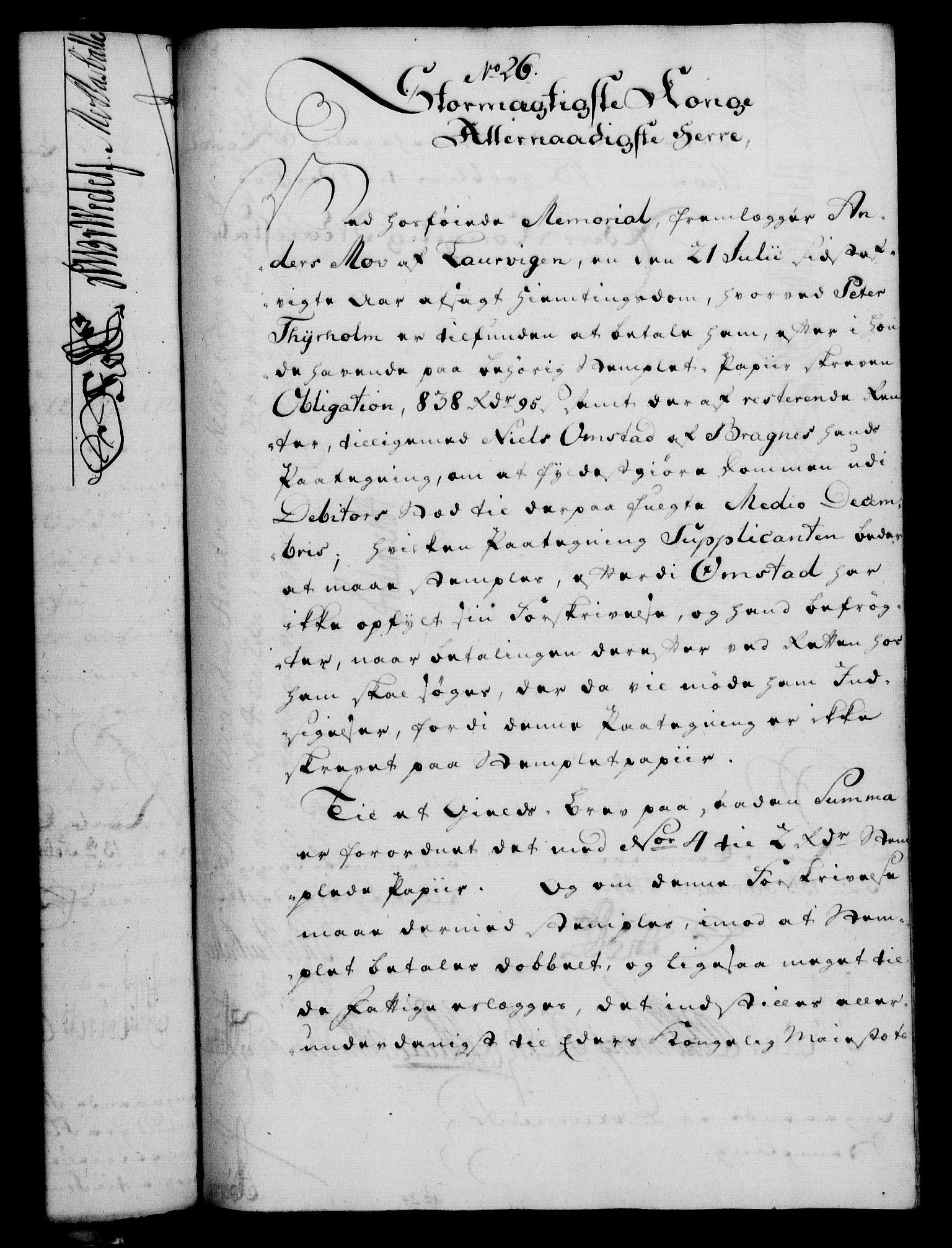 RA, Rentekammeret, Kammerkanselliet, G/Gf/Gfa/L0040: Norsk relasjons- og resolusjonsprotokoll (merket RK 52.40), 1758, s. 140