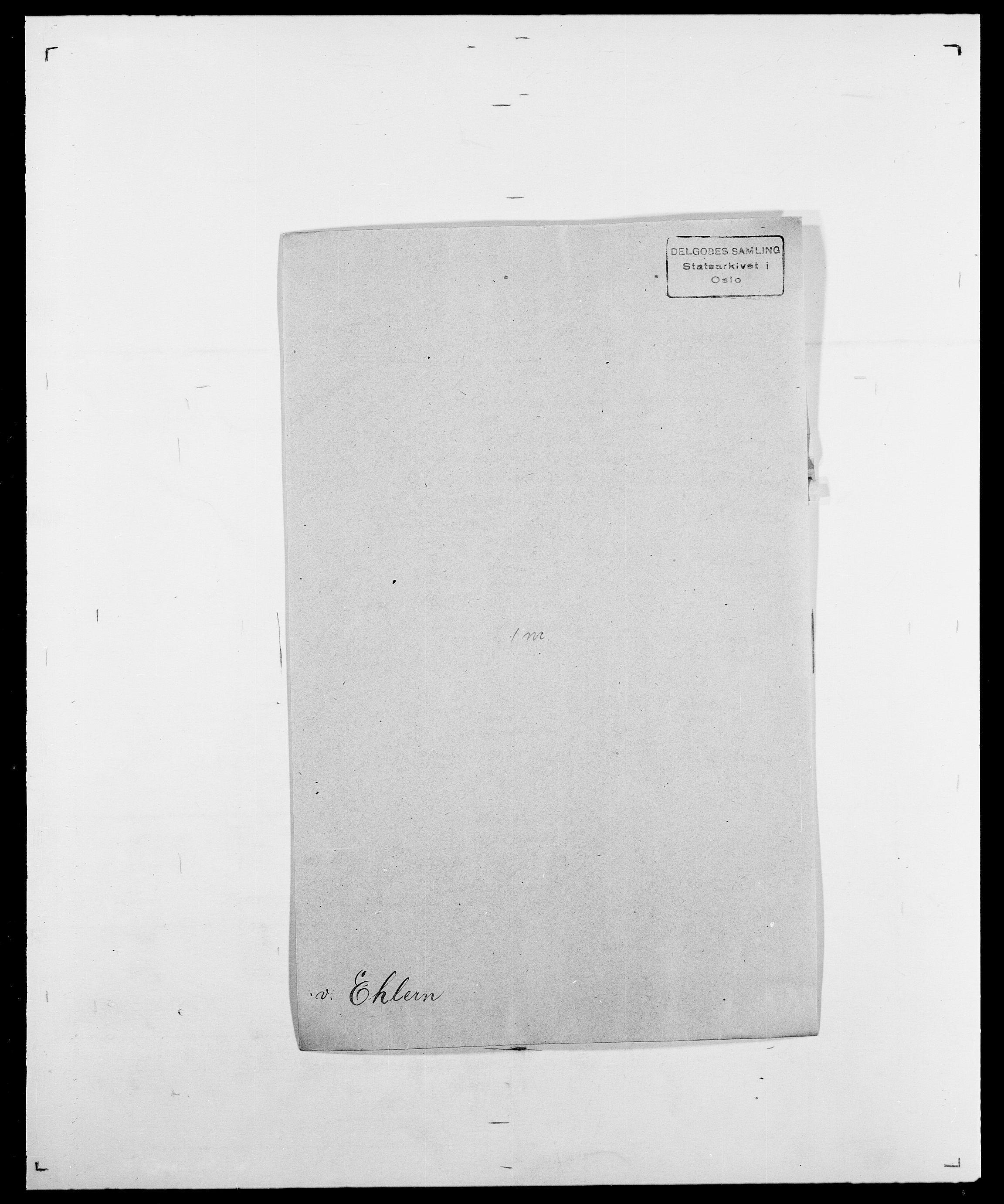 SAO, Delgobe, Charles Antoine - samling, D/Da/L0010: Dürendahl - Fagelund, s. 249