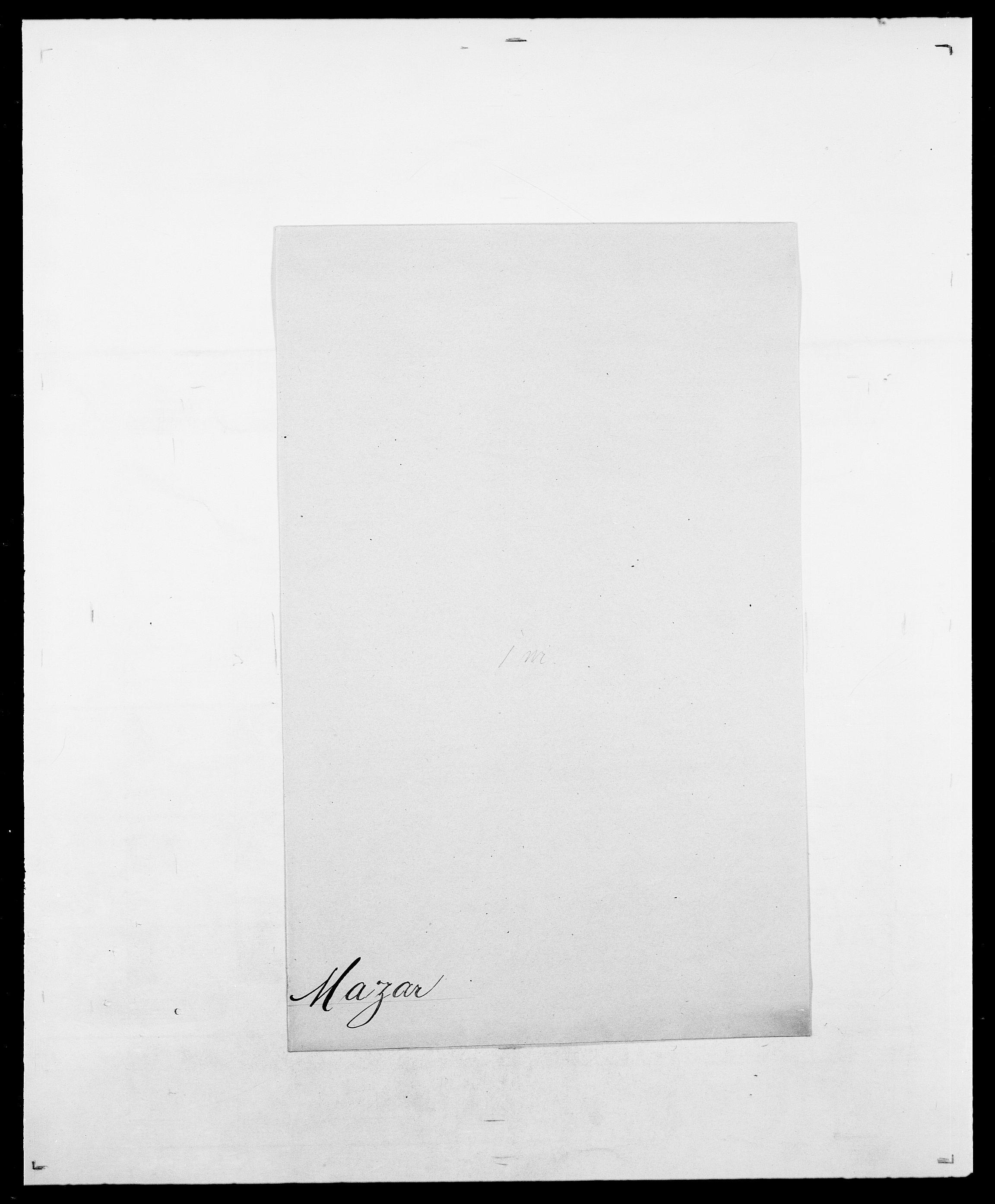 SAO, Delgobe, Charles Antoine - samling, D/Da/L0025: Løberg - Mazar, s. 565
