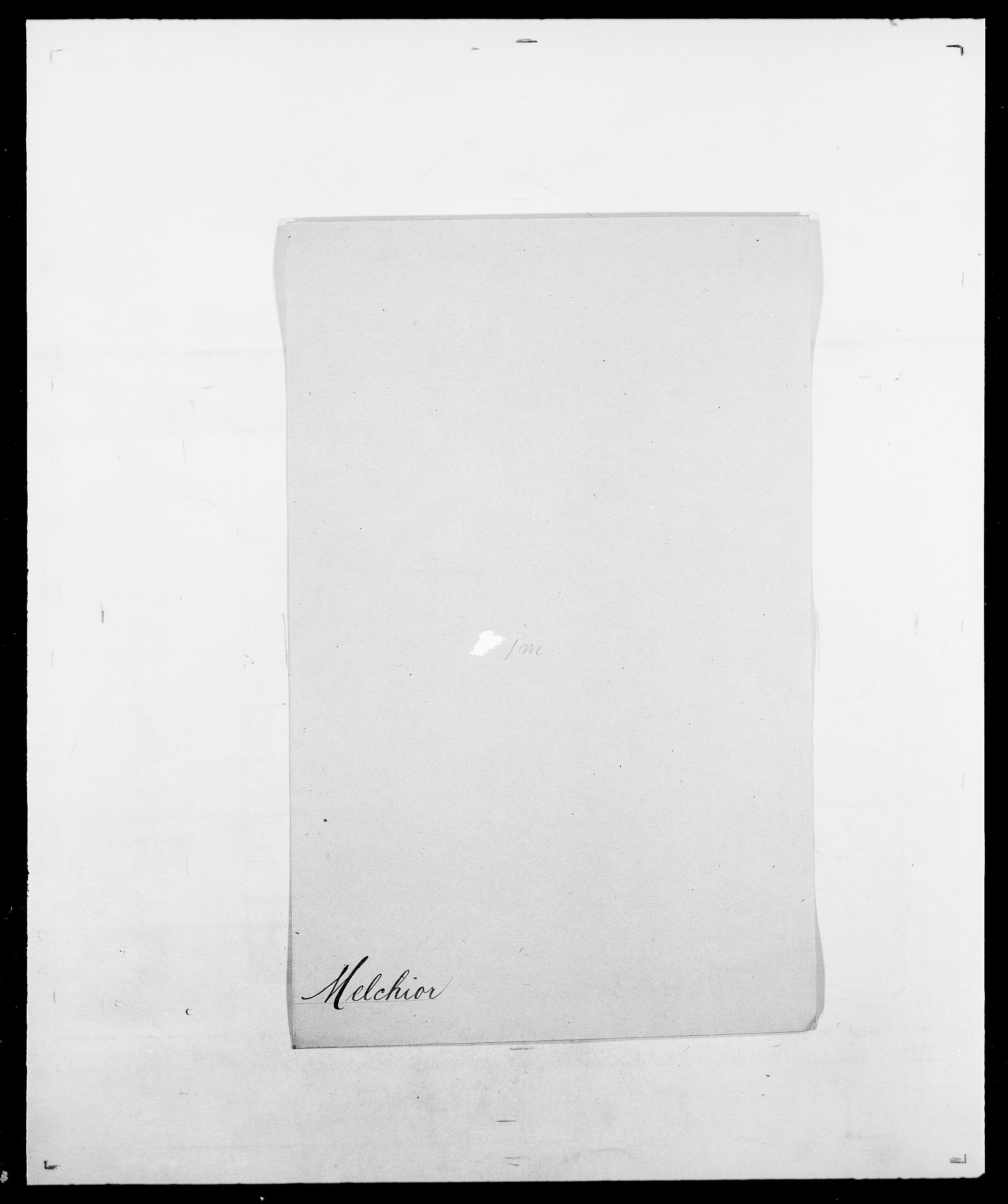 SAO, Delgobe, Charles Antoine - samling, D/Da/L0026: Mechelby - Montoppidan, s. 221