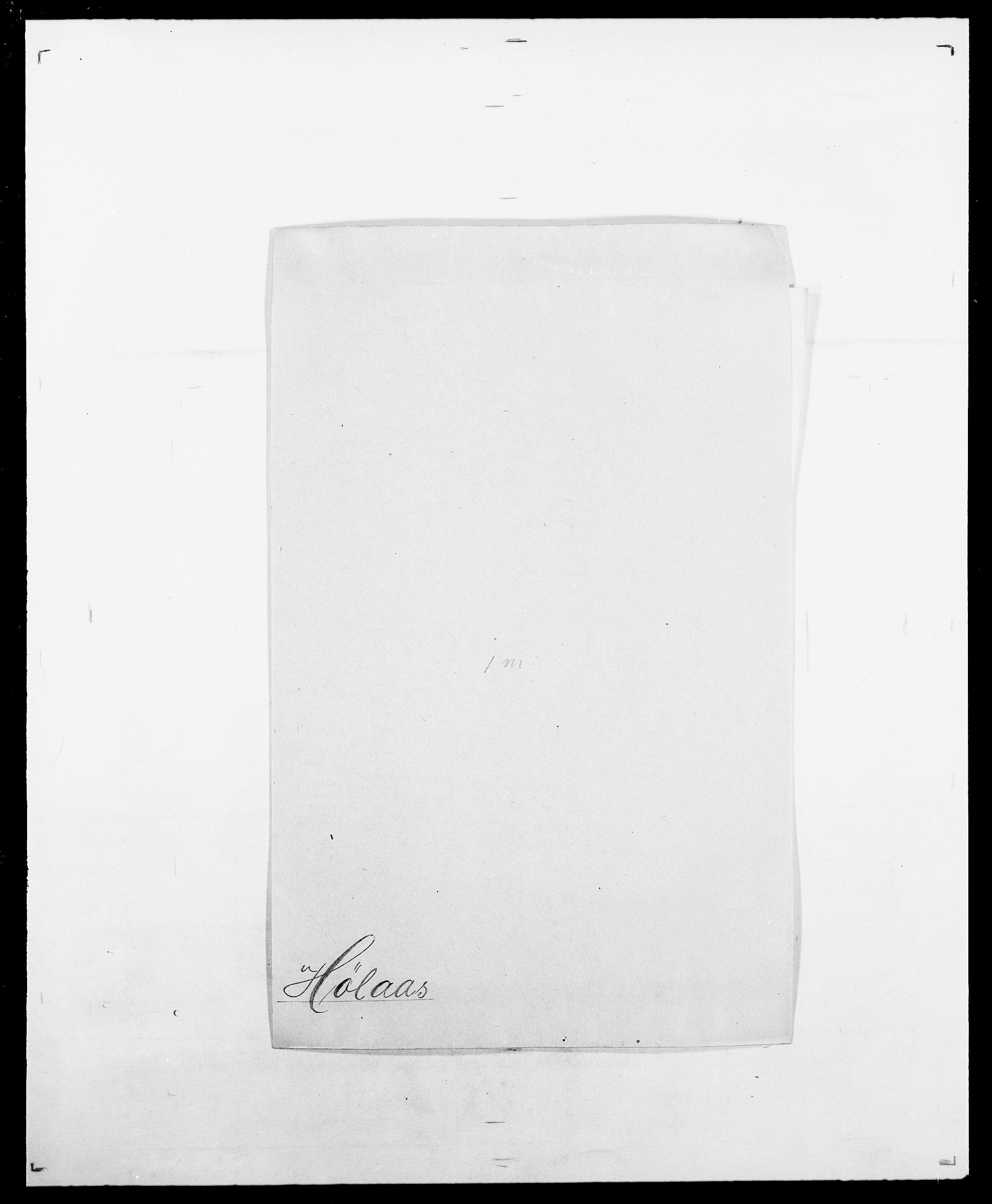 SAO, Delgobe, Charles Antoine - samling, D/Da/L0019: van der Hude - Joys, s. 356