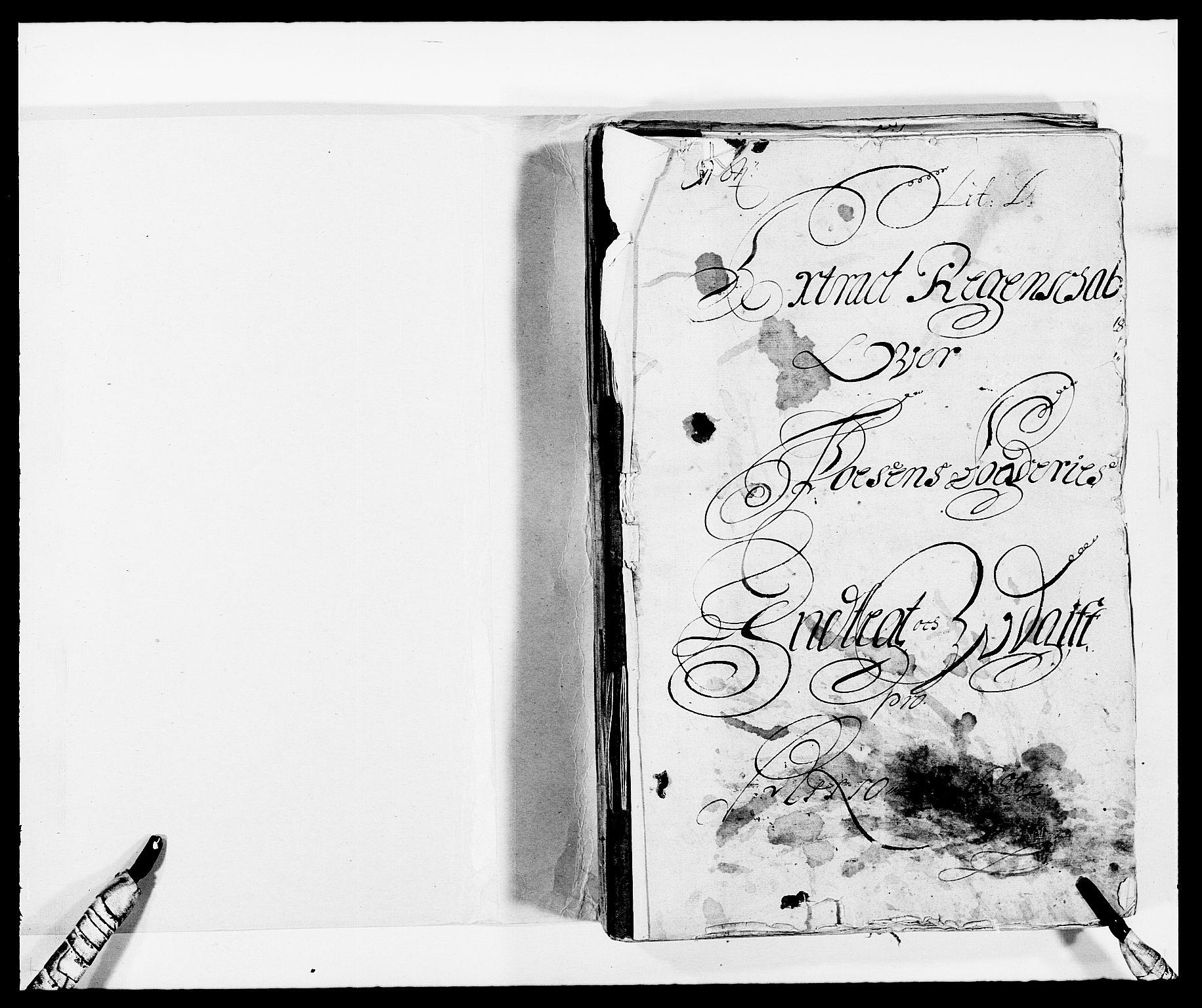 RA, Rentekammeret inntil 1814, Reviderte regnskaper, Fogderegnskap, R57/L3846: Fogderegnskap Fosen, 1688, s. 2