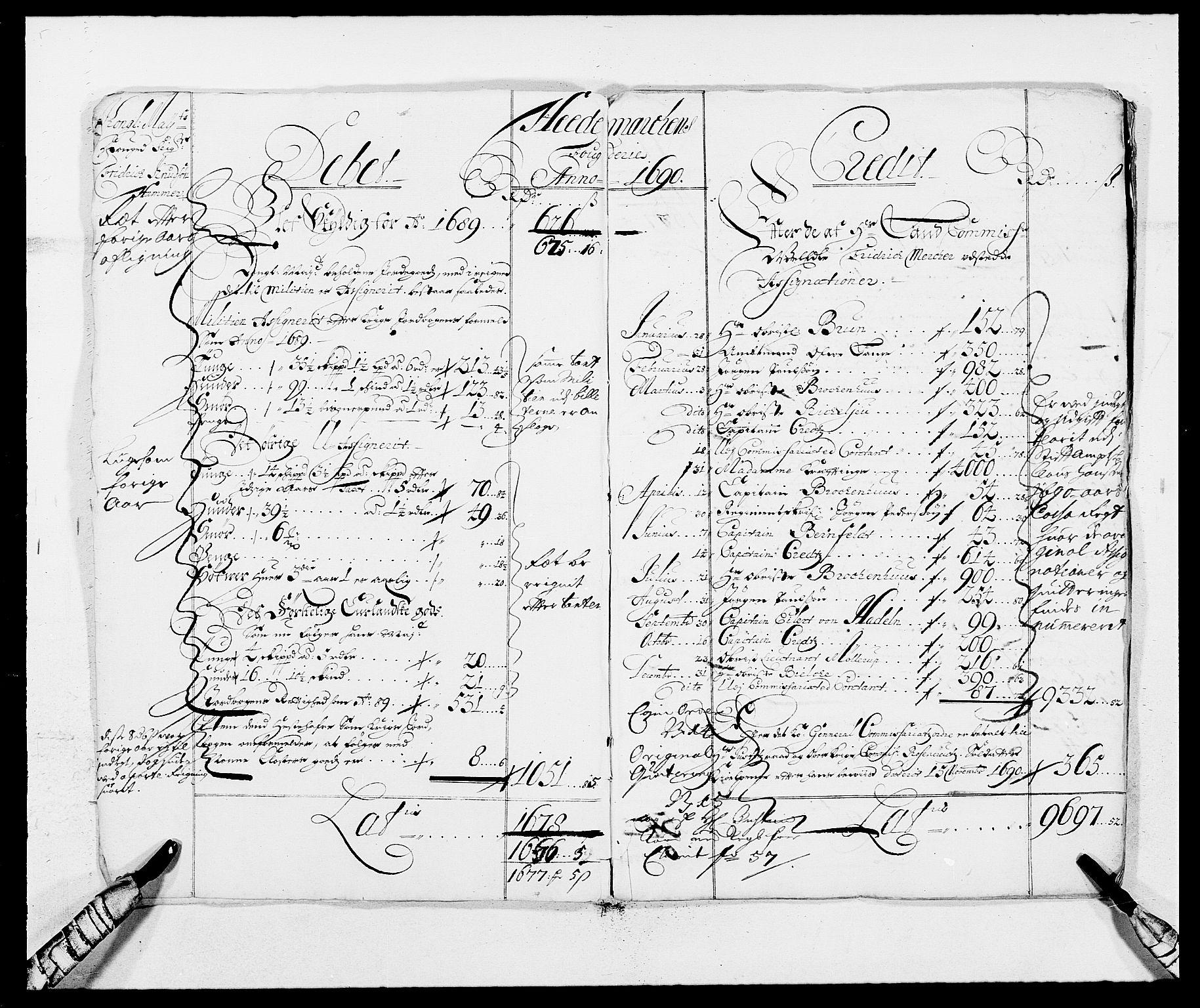 RA, Rentekammeret inntil 1814, Reviderte regnskaper, Fogderegnskap, R16/L1030: Fogderegnskap Hedmark, 1689-1691, s. 8