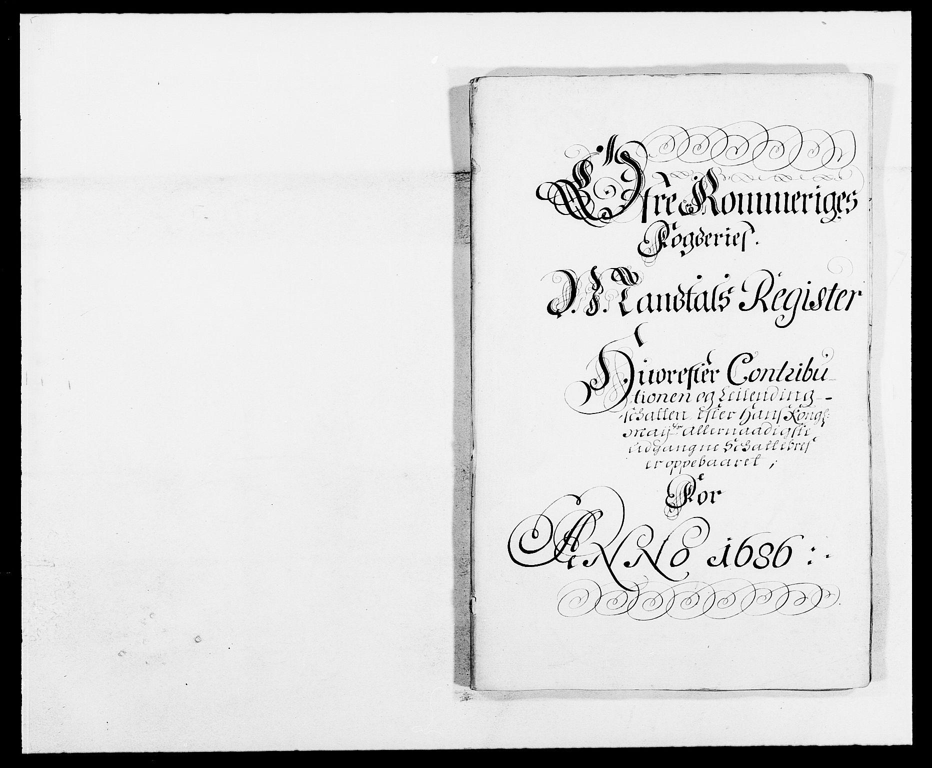 RA, Rentekammeret inntil 1814, Reviderte regnskaper, Fogderegnskap, R12/L0699: Fogderegnskap Øvre Romerike, 1685-1686, s. 209