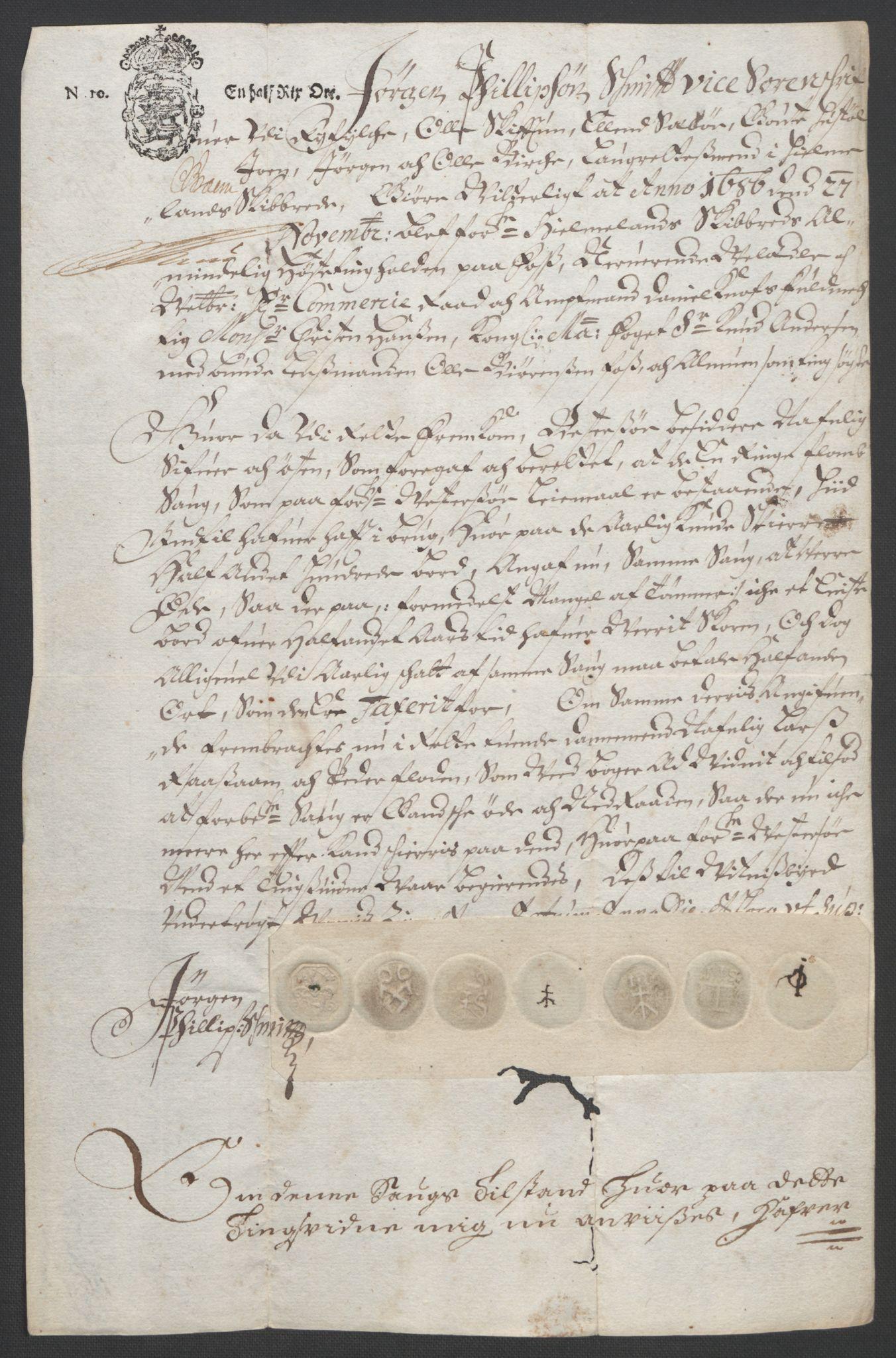 RA, Rentekammeret inntil 1814, Reviderte regnskaper, Fogderegnskap, R47/L2856: Fogderegnskap Ryfylke, 1689-1693, s. 261