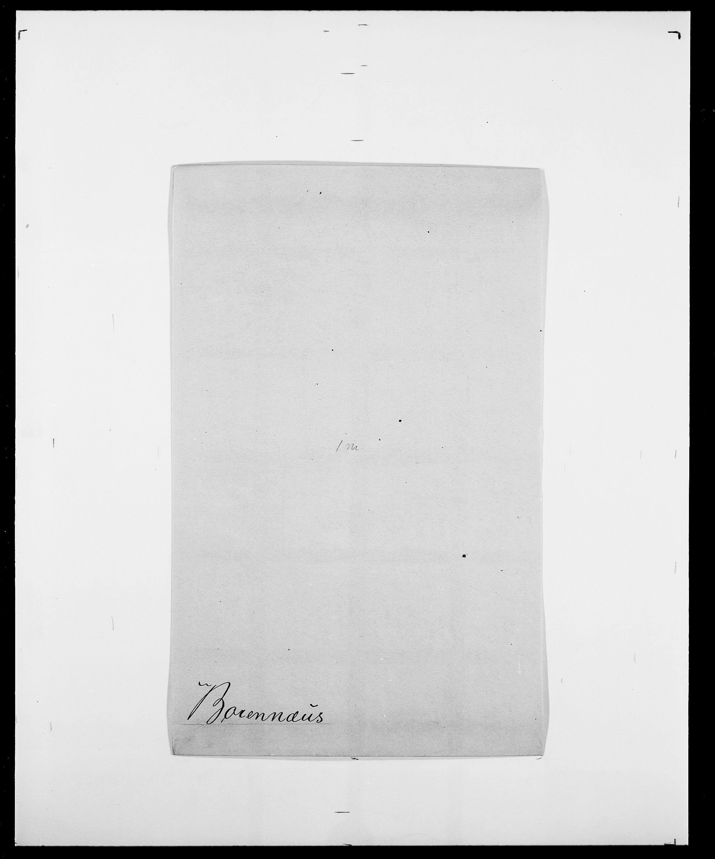 SAO, Delgobe, Charles Antoine - samling, D/Da/L0005: Boalth - Brahm, s. 270