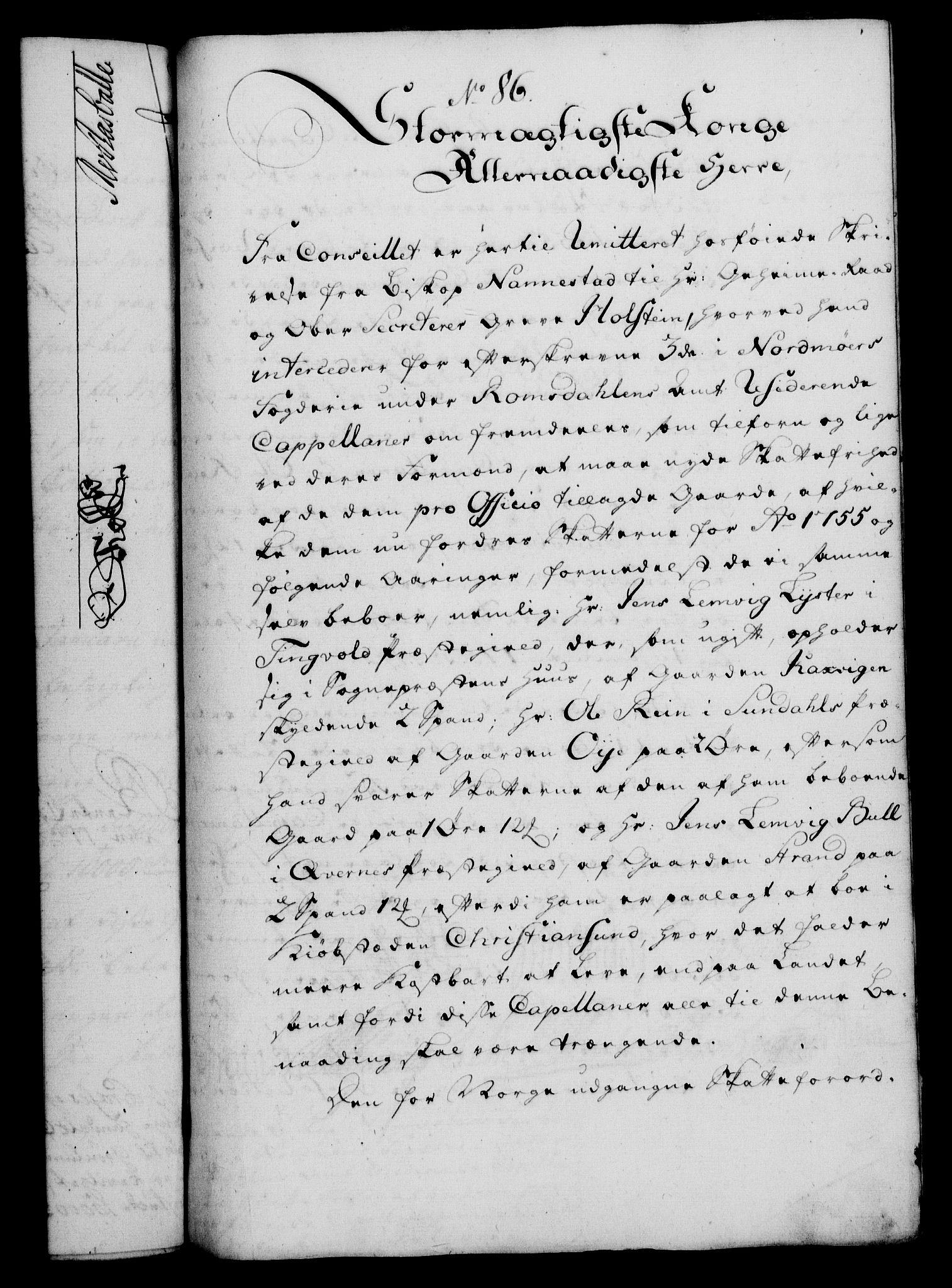 RA, Rentekammeret, Kammerkanselliet, G/Gf/Gfa/L0040: Norsk relasjons- og resolusjonsprotokoll (merket RK 52.40), 1758, s. 479