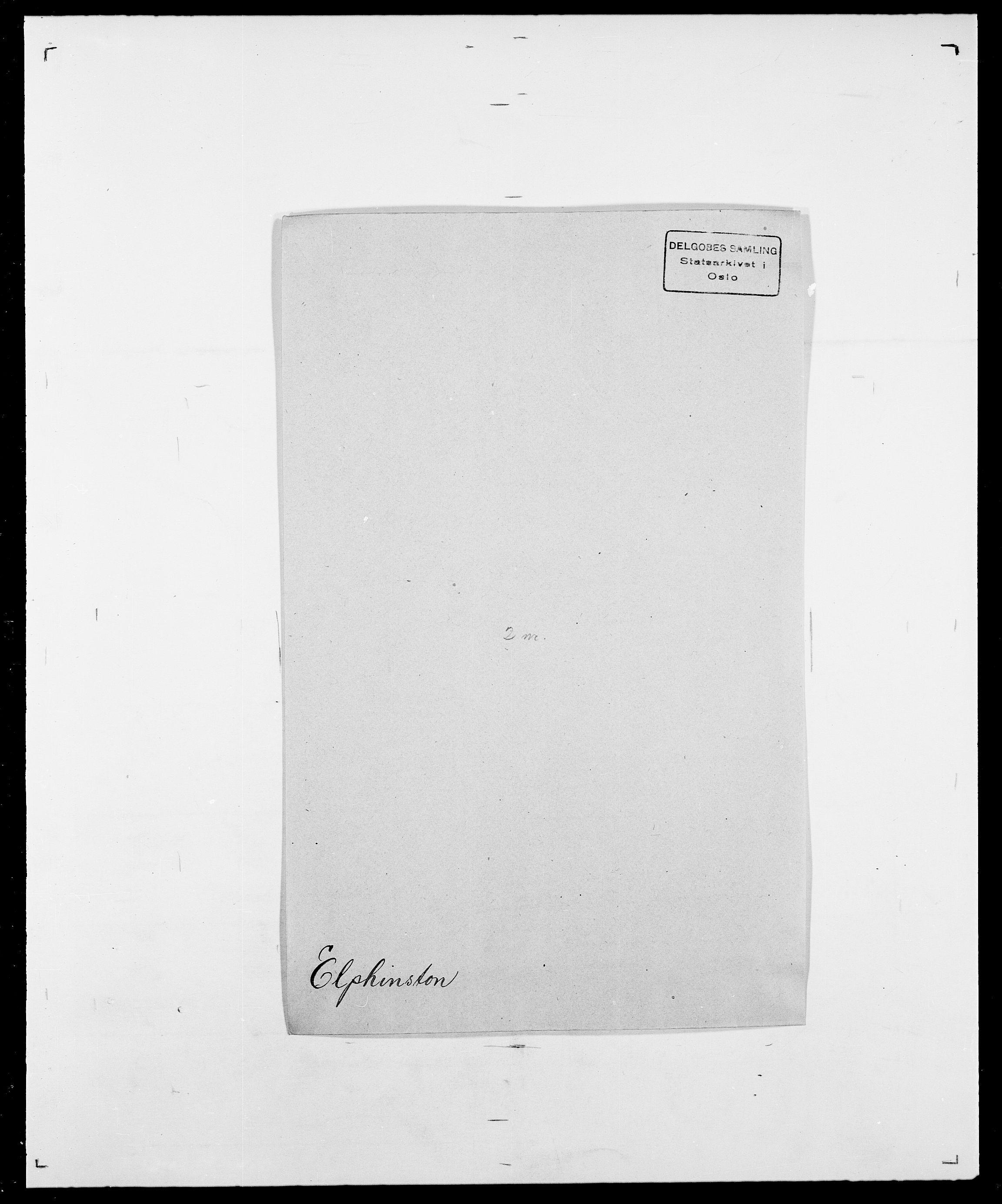 SAO, Delgobe, Charles Antoine - samling, D/Da/L0010: Dürendahl - Fagelund, s. 437