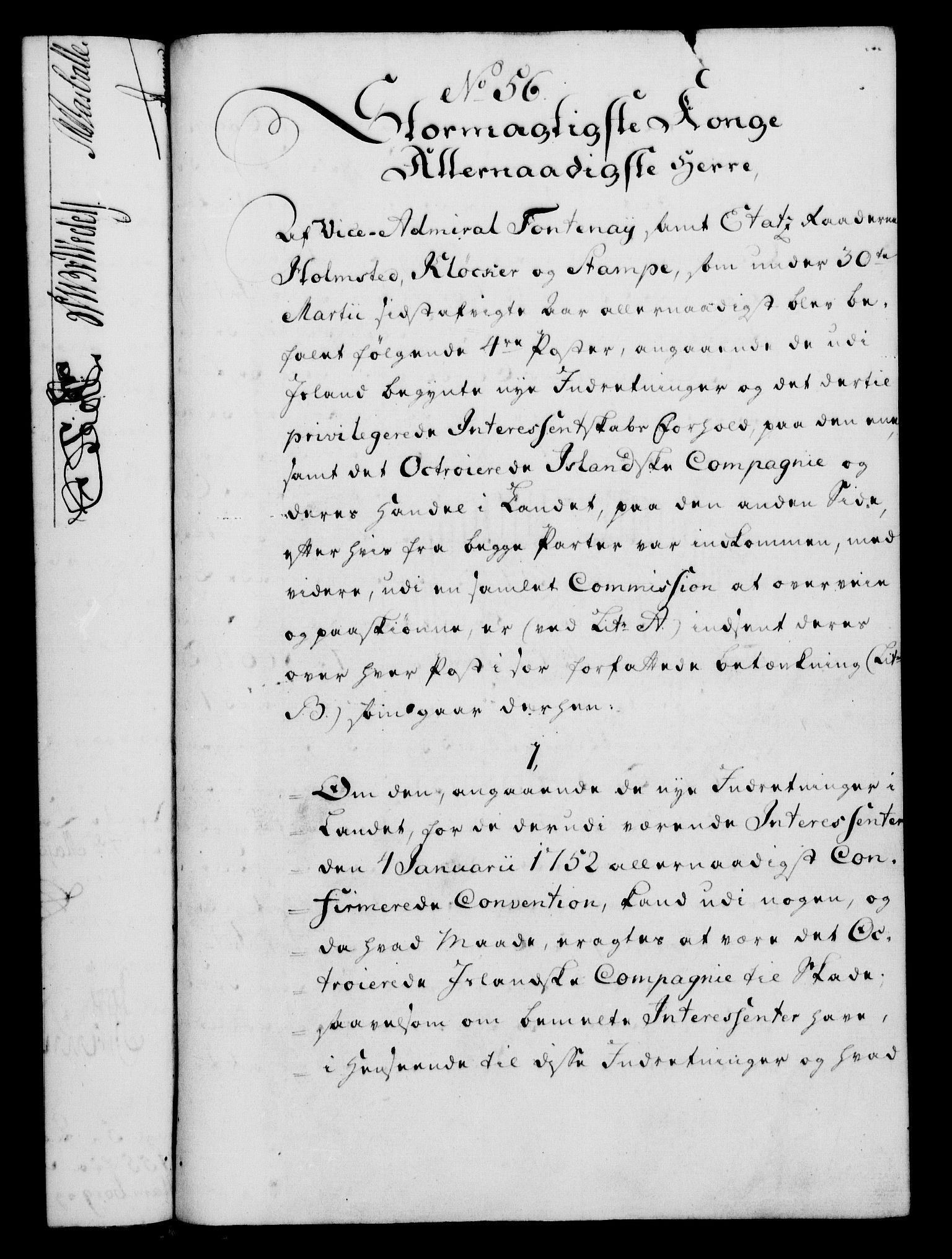 RA, Rentekammeret, Kammerkanselliet, G/Gf/Gfa/L0039: Norsk relasjons- og resolusjonsprotokoll (merket RK 52.39), 1757, s. 313
