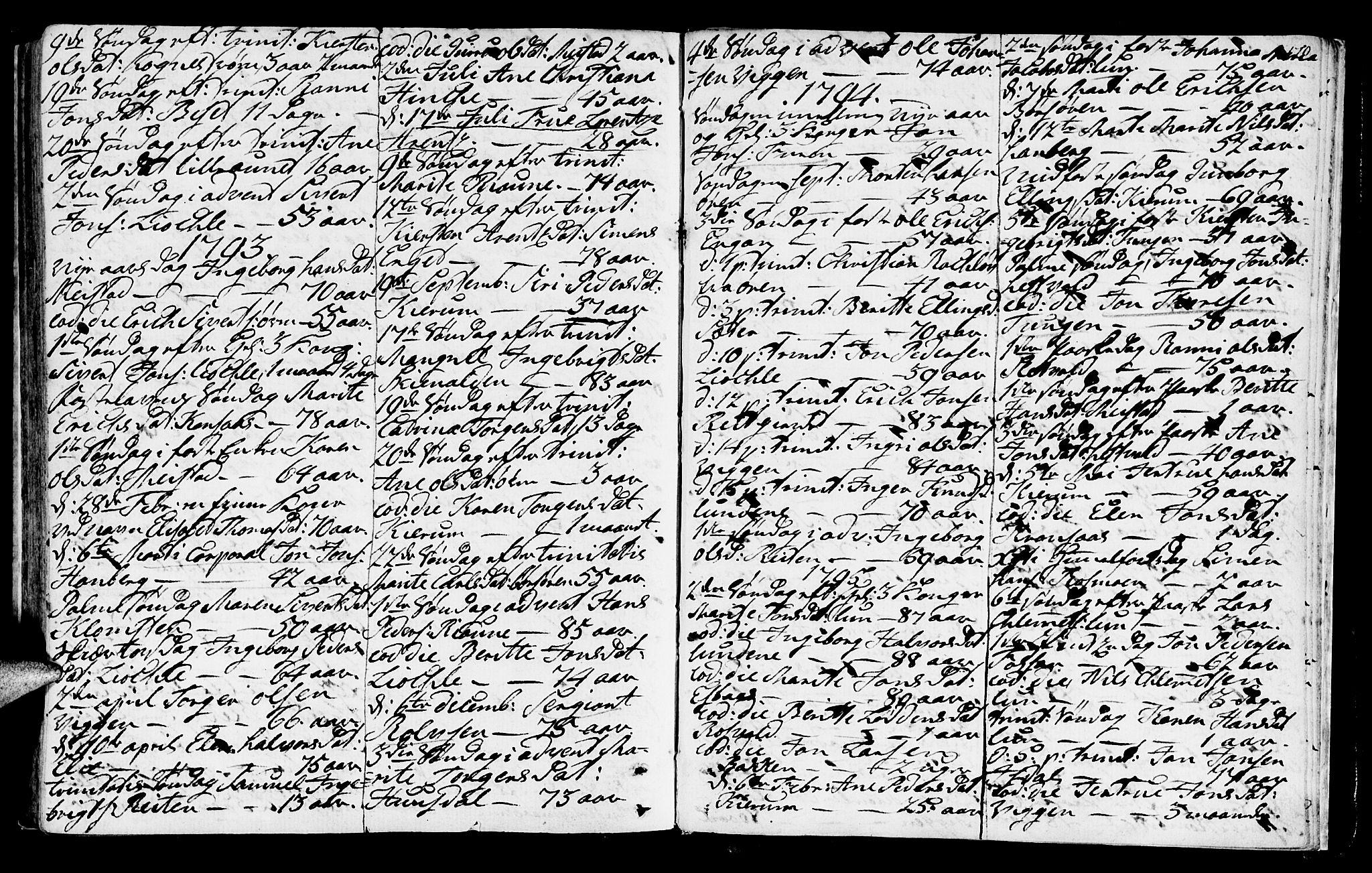 SAT, Ministerialprotokoller, klokkerbøker og fødselsregistre - Sør-Trøndelag, 665/L0768: Ministerialbok nr. 665A03, 1754-1803, s. 170
