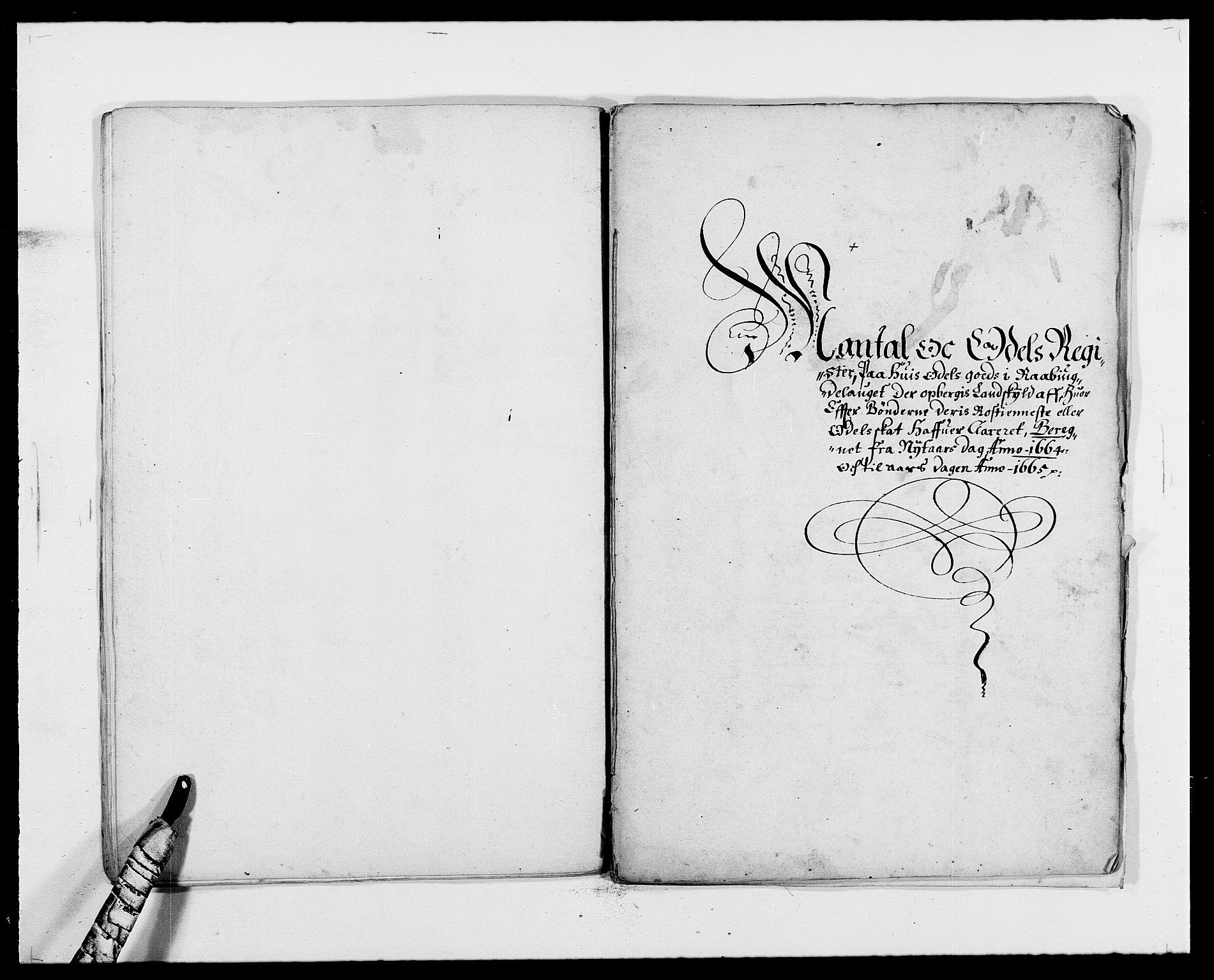 RA, Rentekammeret inntil 1814, Reviderte regnskaper, Fogderegnskap, R40/L2431: Fogderegnskap Råbyggelag, 1664-1668, s. 61