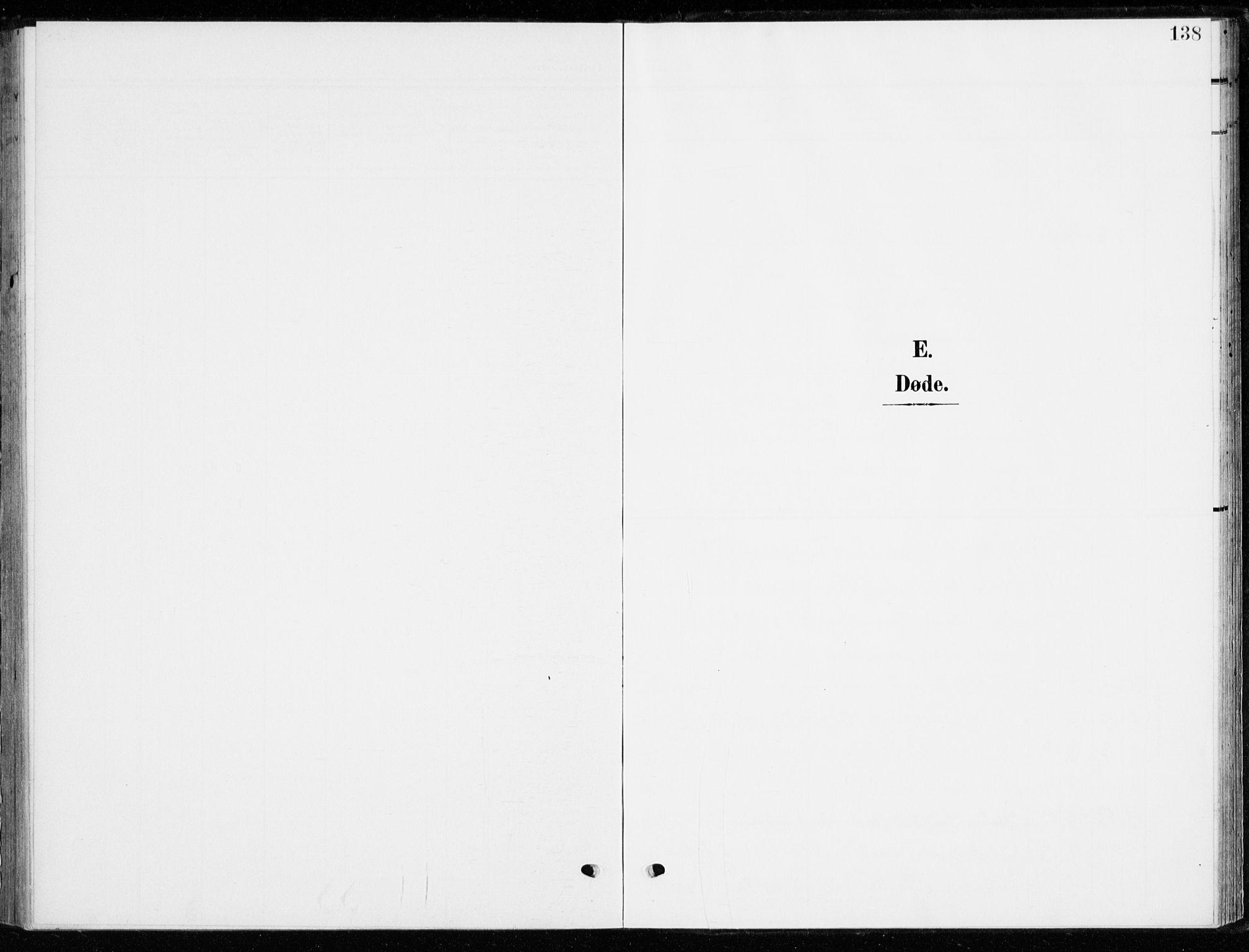 SAH, Ringsaker prestekontor, K/Ka/L0021: Ministerialbok nr. 21, 1905-1920, s. 138