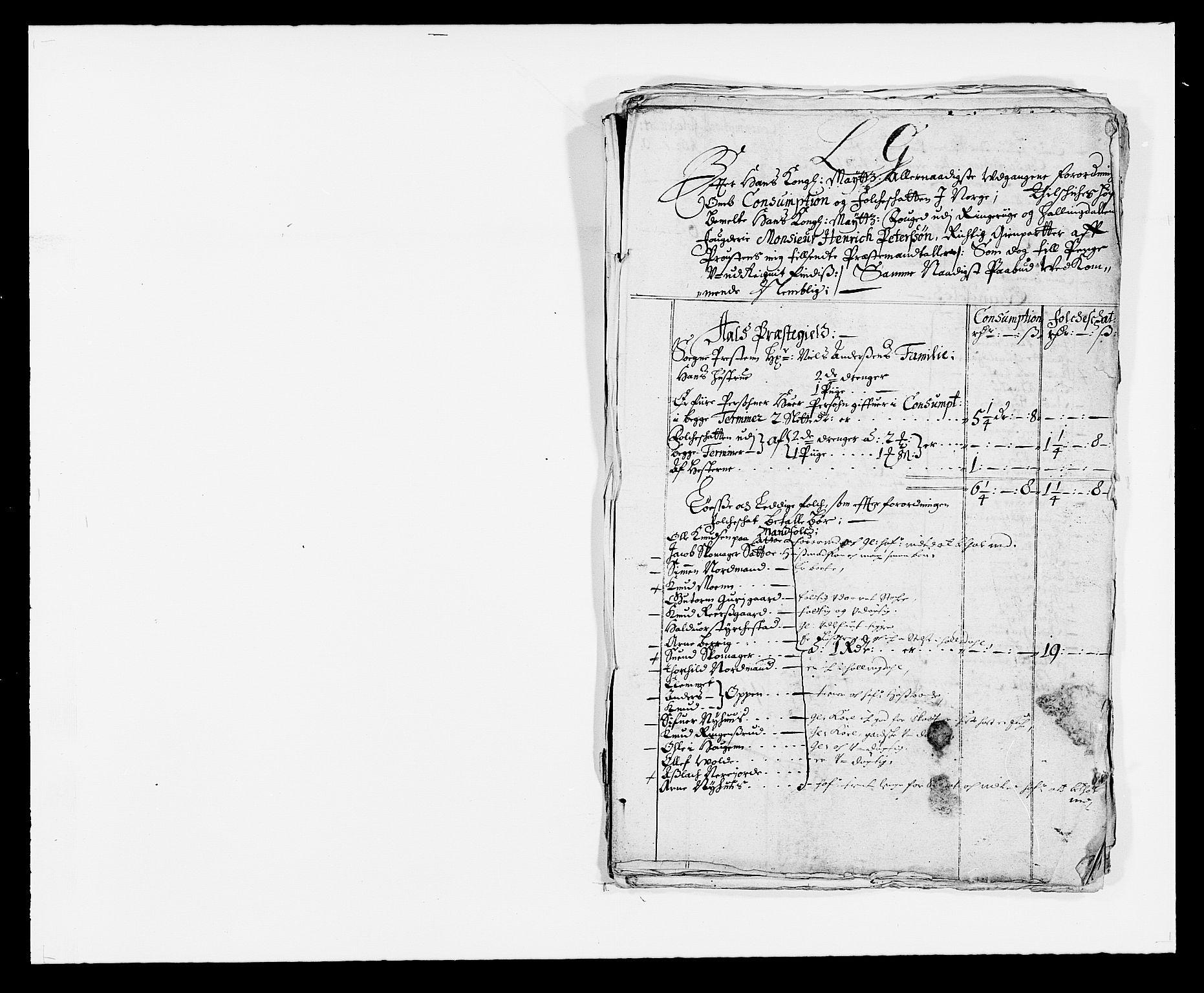 RA, Rentekammeret inntil 1814, Reviderte regnskaper, Fogderegnskap, R21/L1445: Fogderegnskap Ringerike og Hallingdal, 1681-1689, s. 178