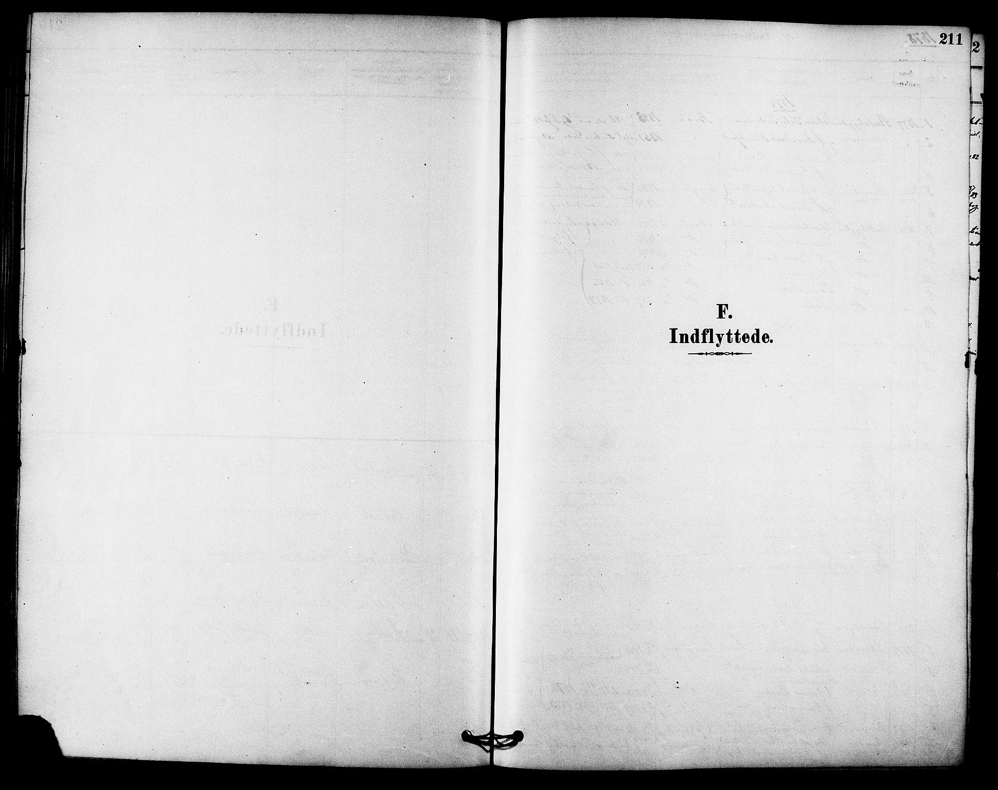 SAT, Ministerialprotokoller, klokkerbøker og fødselsregistre - Sør-Trøndelag, 612/L0378: Ministerialbok nr. 612A10, 1878-1897, s. 211