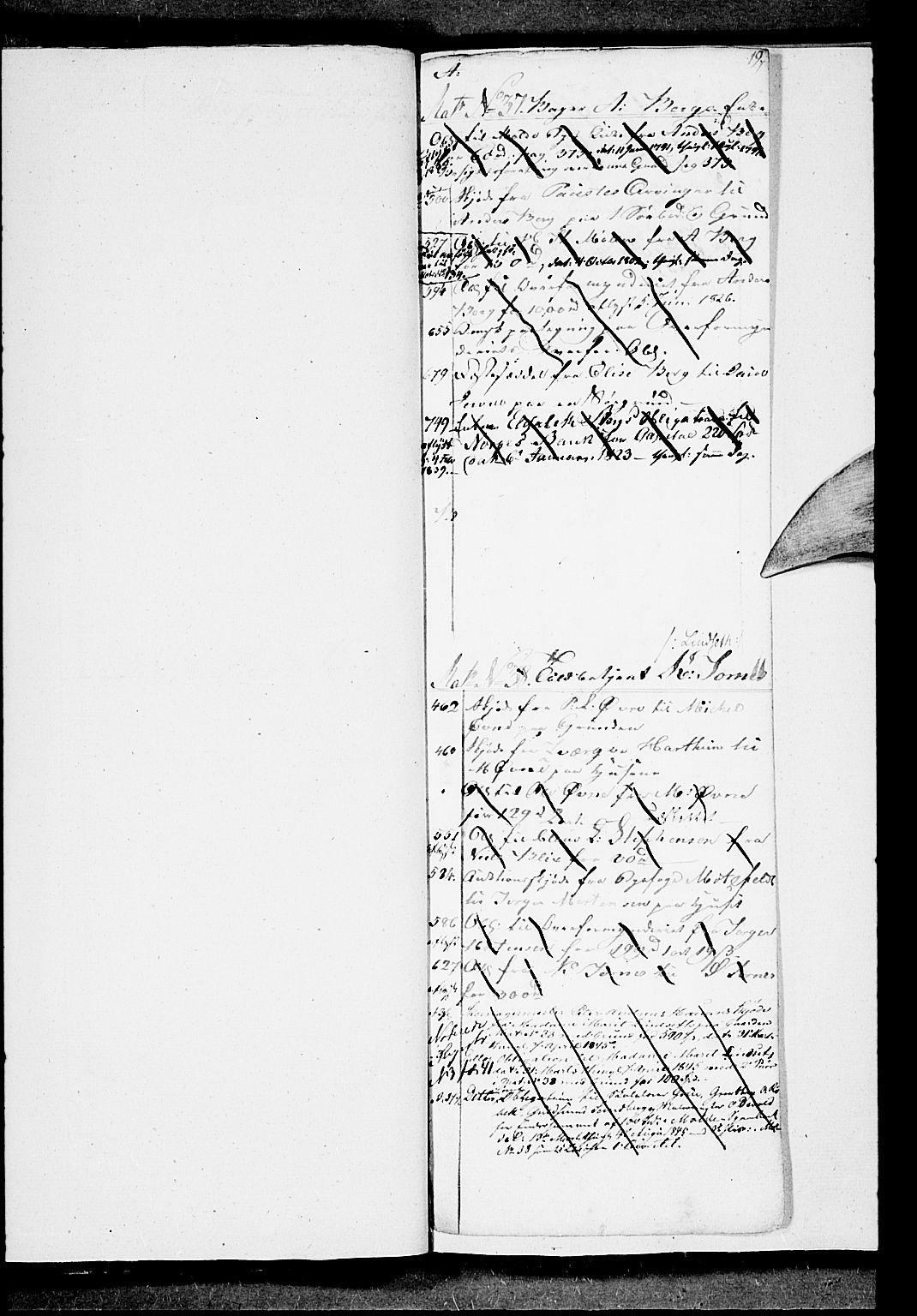 SAT, Molde byfogd, 2/2A/L0001: Panteregister nr. 1, 1790-1823, s. 19