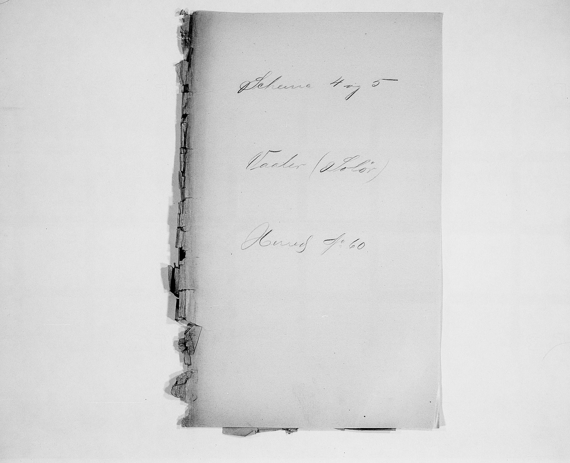 SAH, Folketelling 1900 for 0426 Våler herred, 1900, s. 1