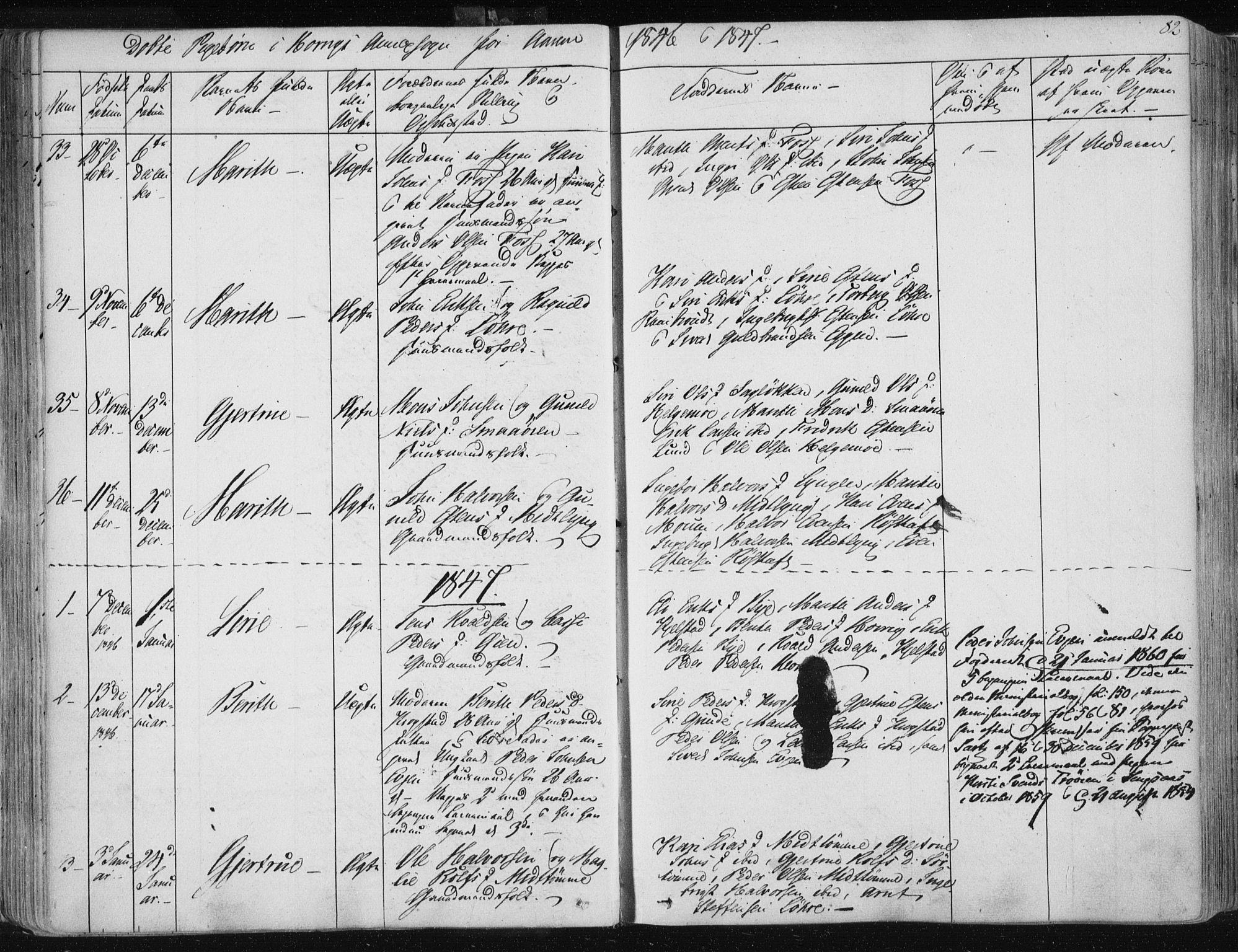 SAT, Ministerialprotokoller, klokkerbøker og fødselsregistre - Sør-Trøndelag, 687/L0998: Ministerialbok nr. 687A05 /2, 1843-1849, s. 82