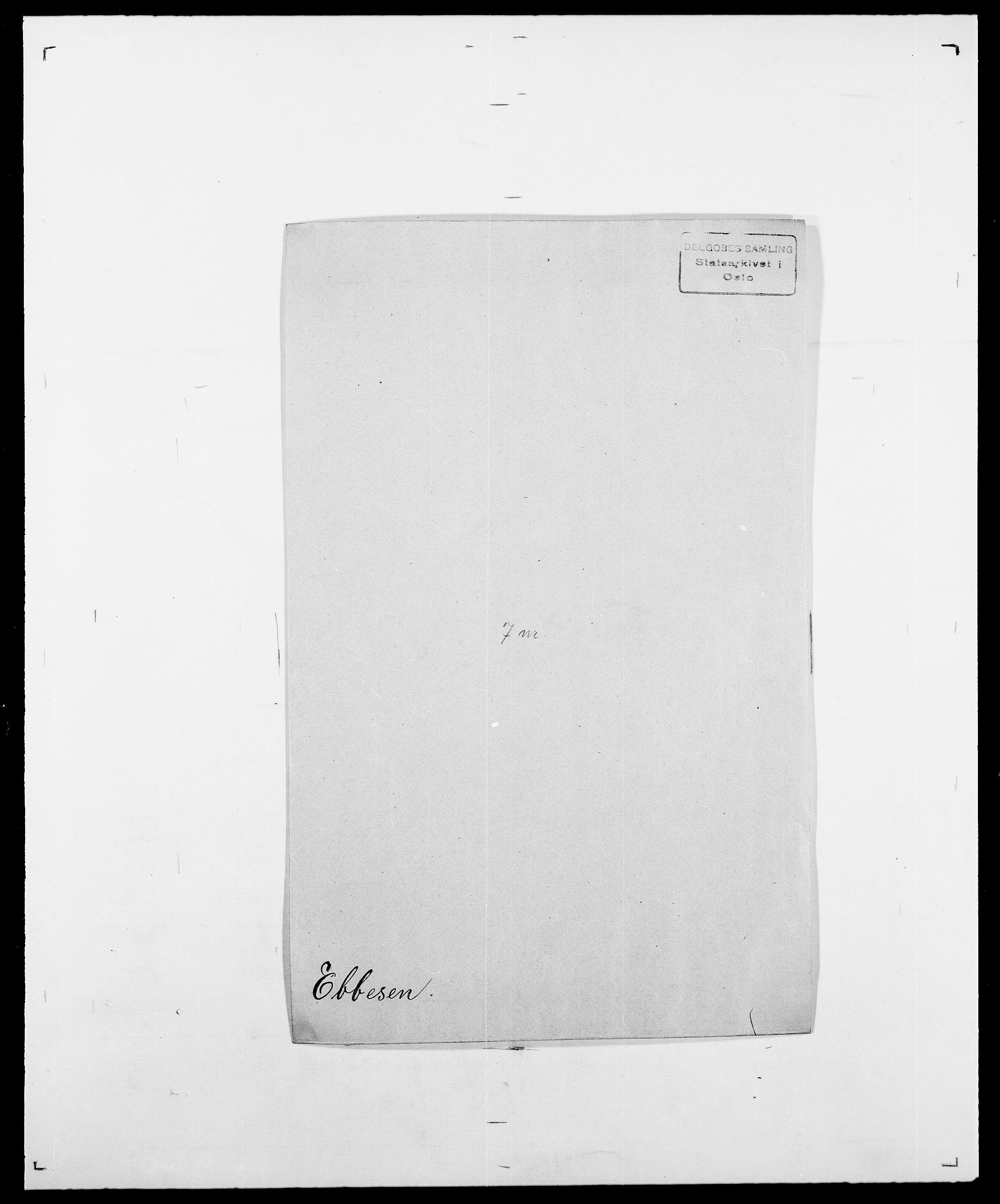 SAO, Delgobe, Charles Antoine - samling, D/Da/L0010: Dürendahl - Fagelund, s. 90