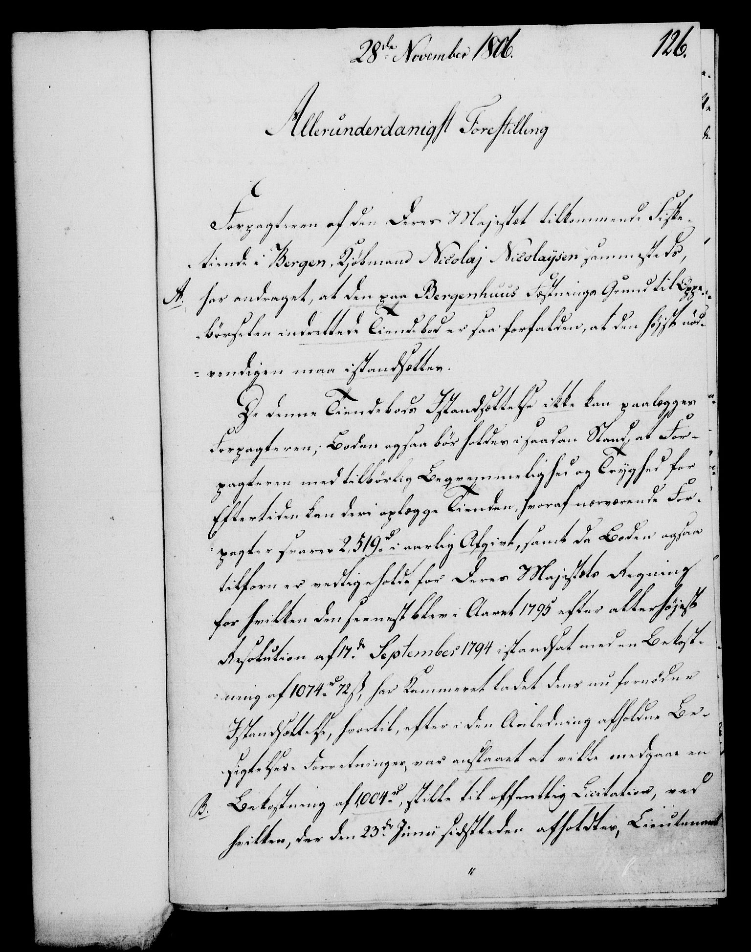 RA, Rentekammeret, Kammerkanselliet, G/Gf/Gfa/L0088: Norsk relasjons- og resolusjonsprotokoll (merket RK 52.88), 1806, s. 740