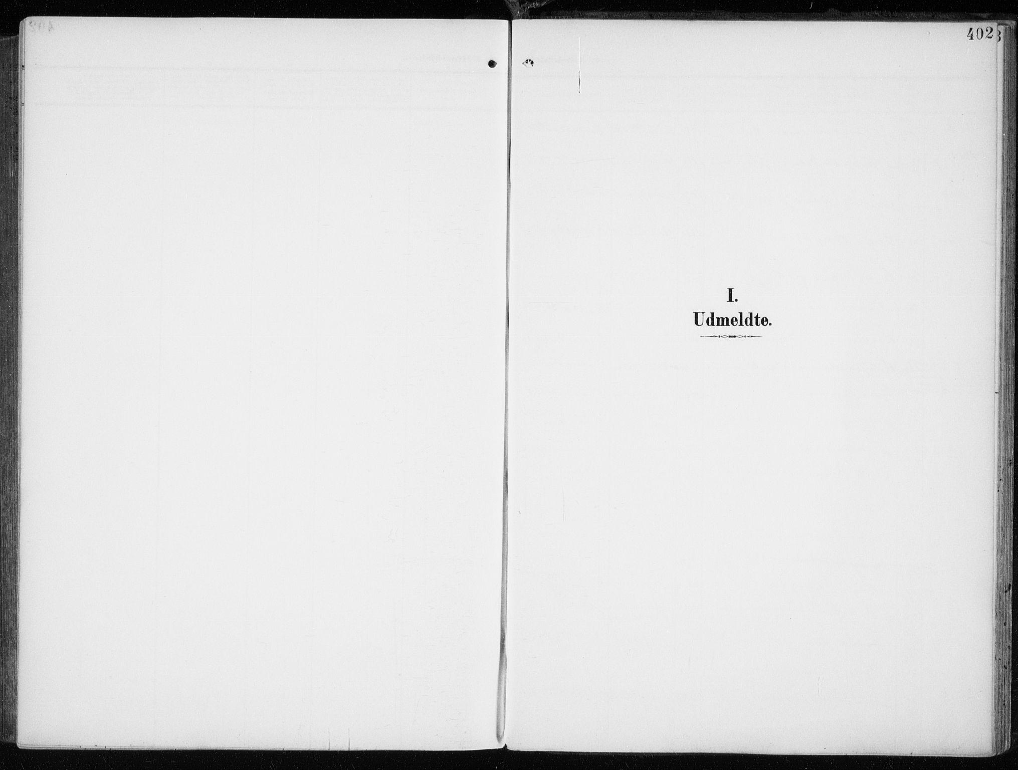SATØ, Tromsøysund sokneprestkontor, G/Ga/L0007kirke: Ministerialbok nr. 7, 1907-1914, s. 402