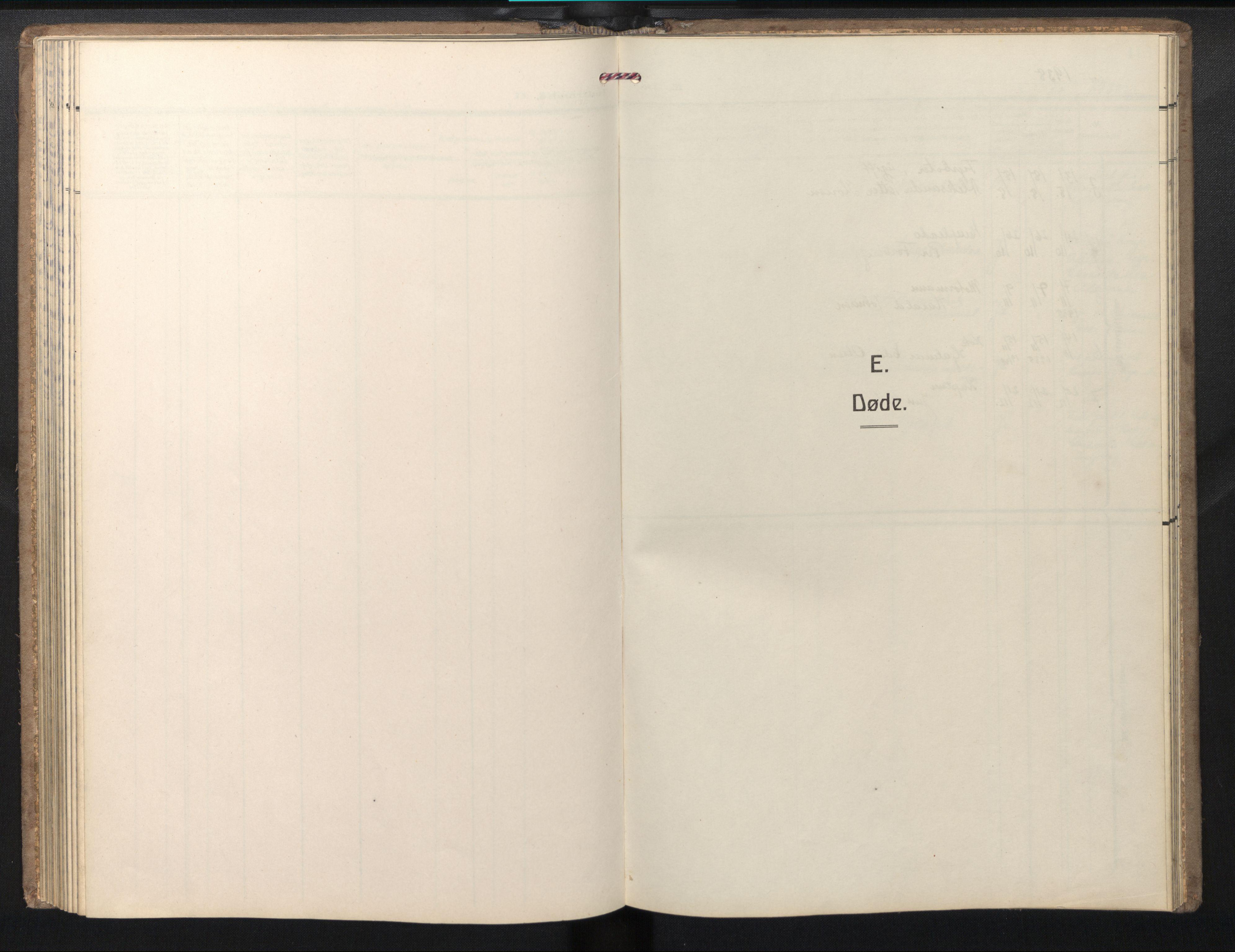 SAB, Den norske sjømannsmisjon i utlandet/Syd-Amerika (Buenos Aires m.fl.), H/Ha/L0004: Ministerialbok nr. A 4, 1938-1978